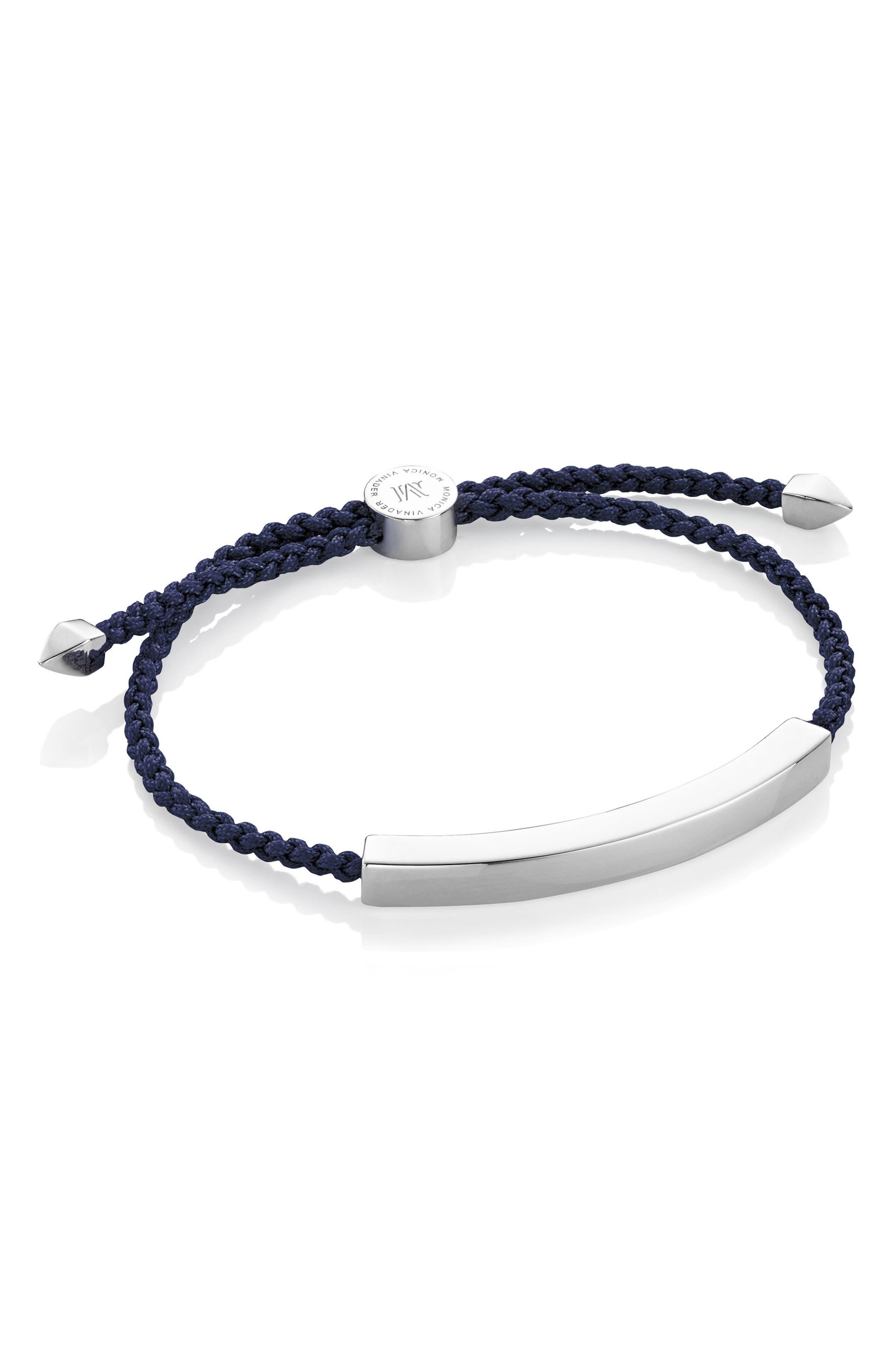 Monica Vinader Men's Friendship Bracelet