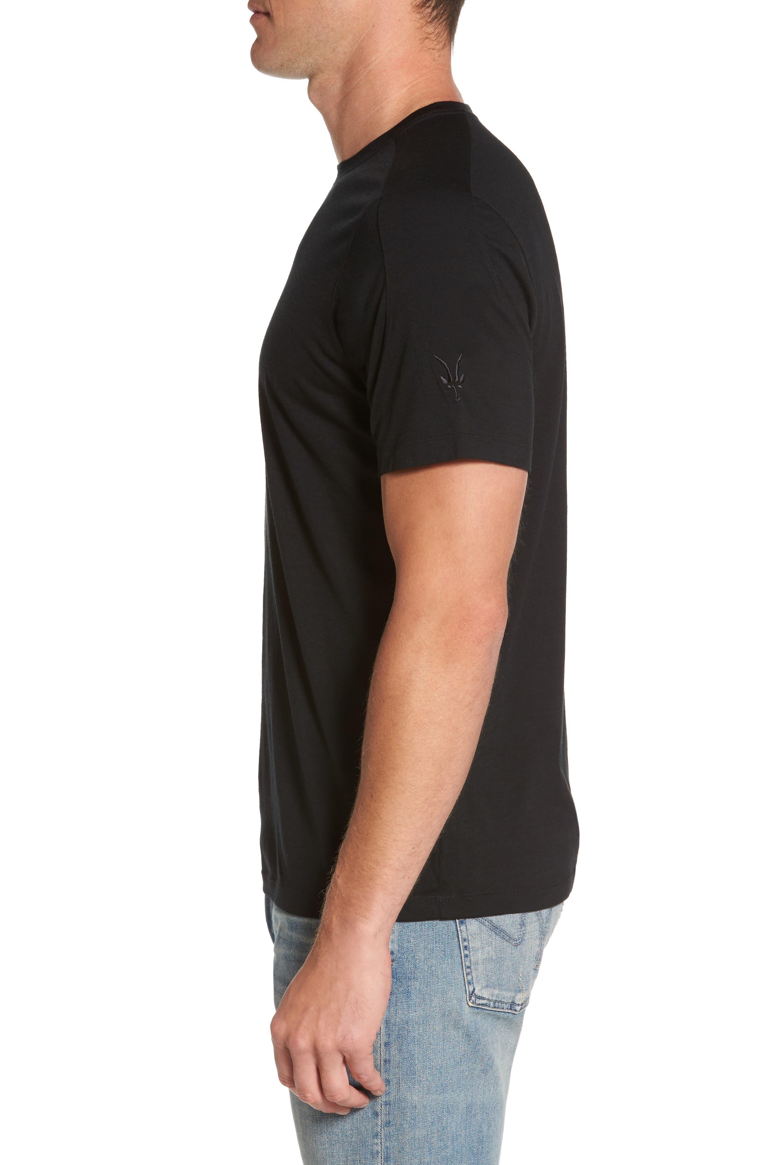 Alternate Image 3  - ibex Odyssey T-Shirt