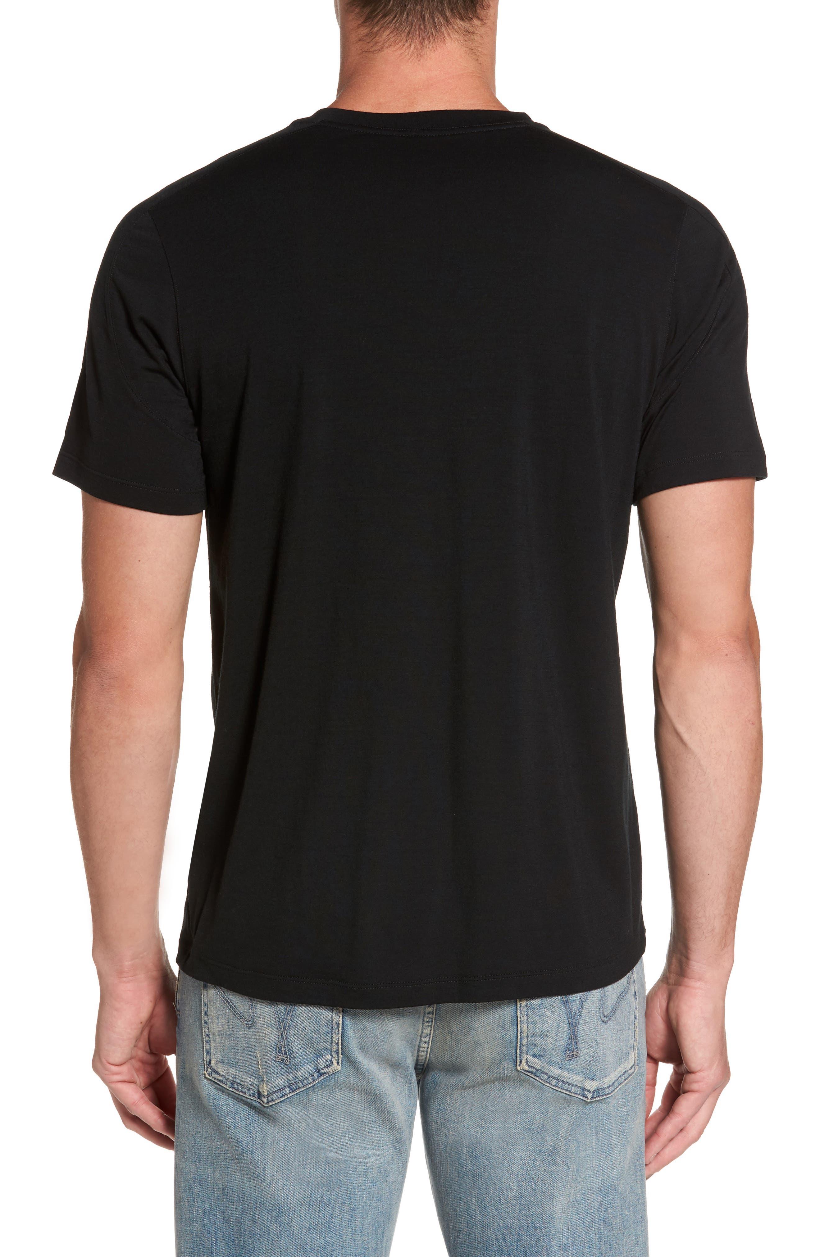Alternate Image 2  - ibex Odyssey T-Shirt