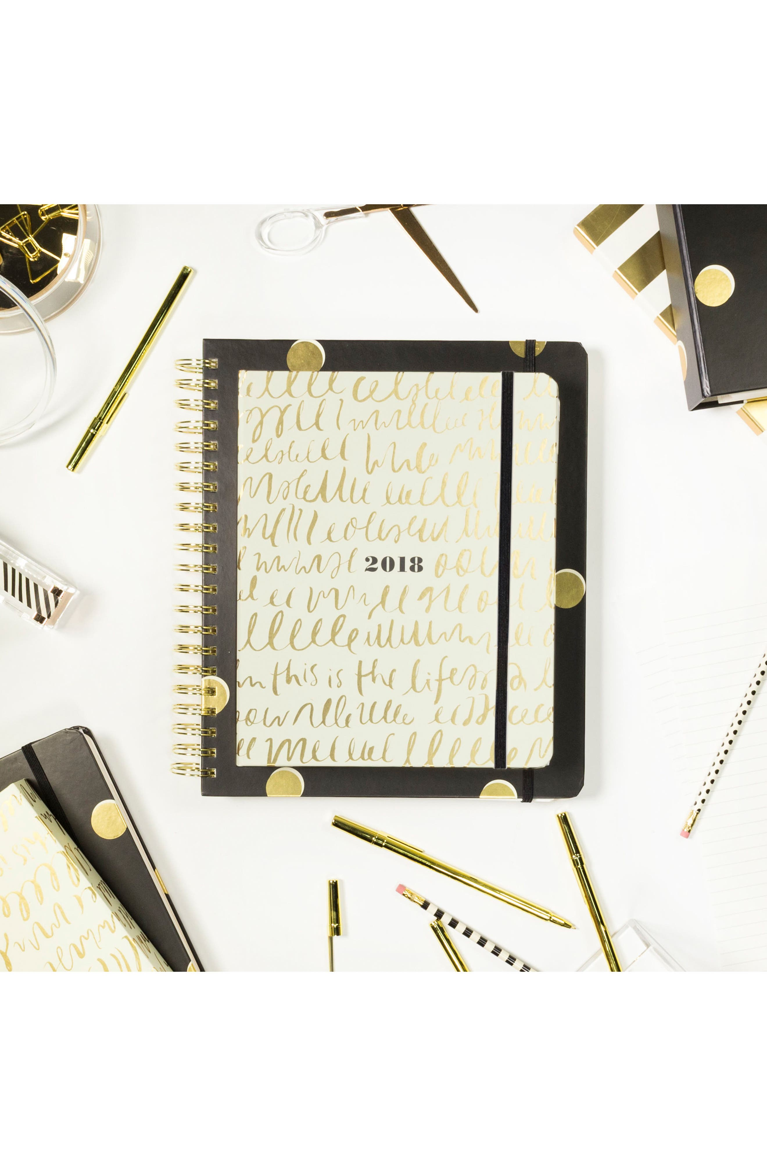 Alternate Image 2  - kate spade new york large 17-month agenda