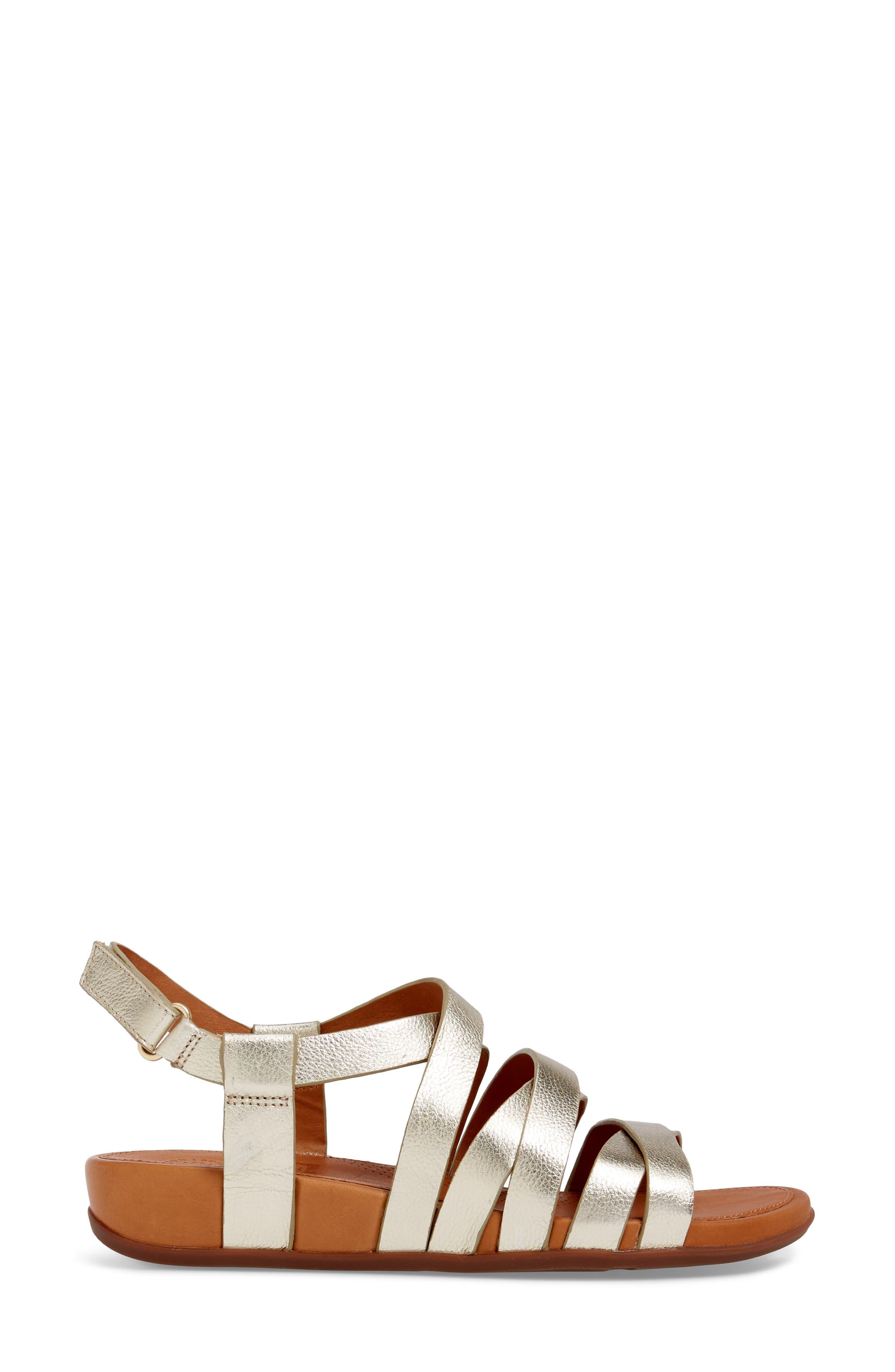 Alternate Image 3  - FitFlop Lumy Gladiator Sandal (Women)