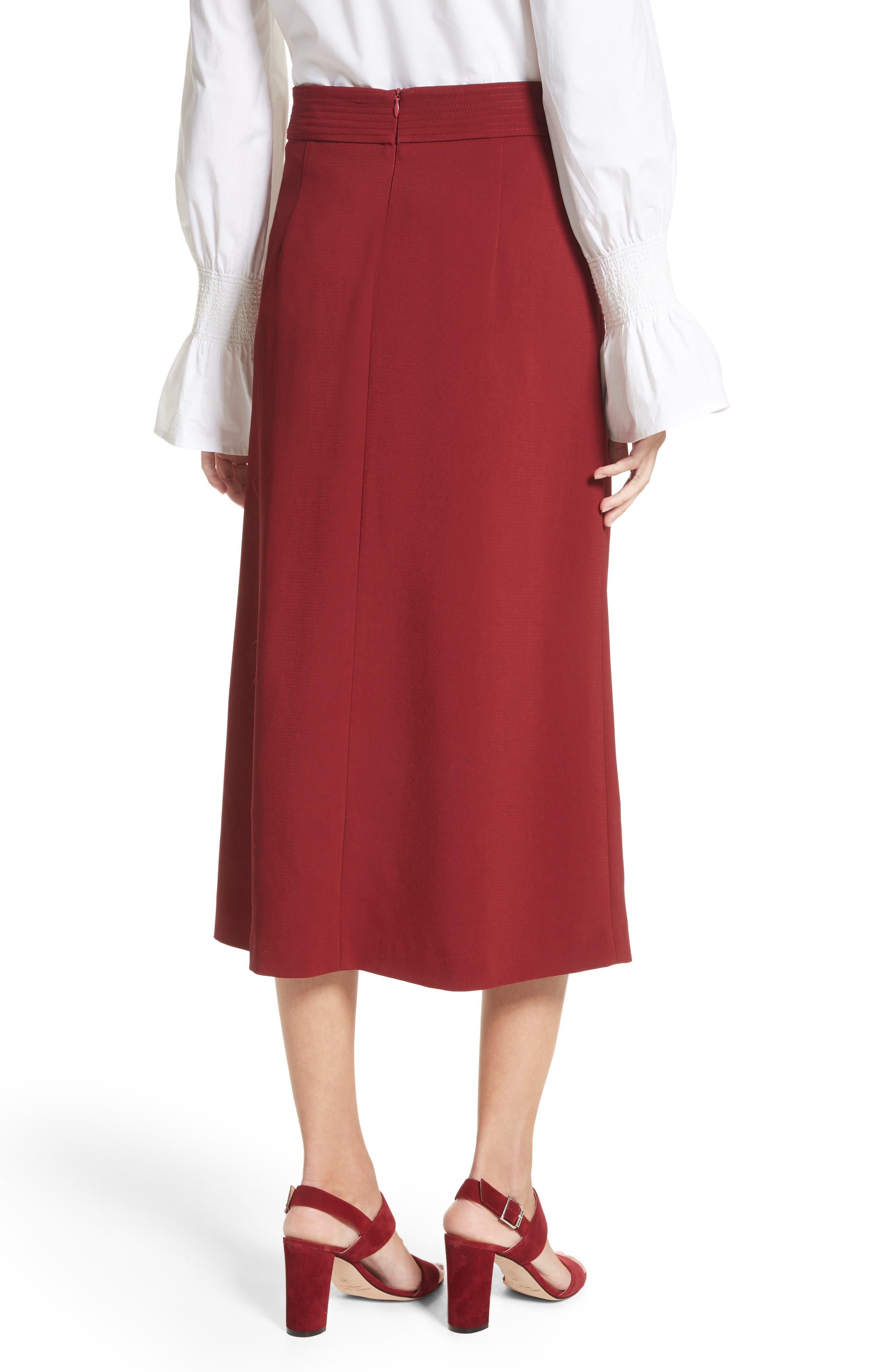 Alternate Image 3  - A.L.C. Sydney Skirt