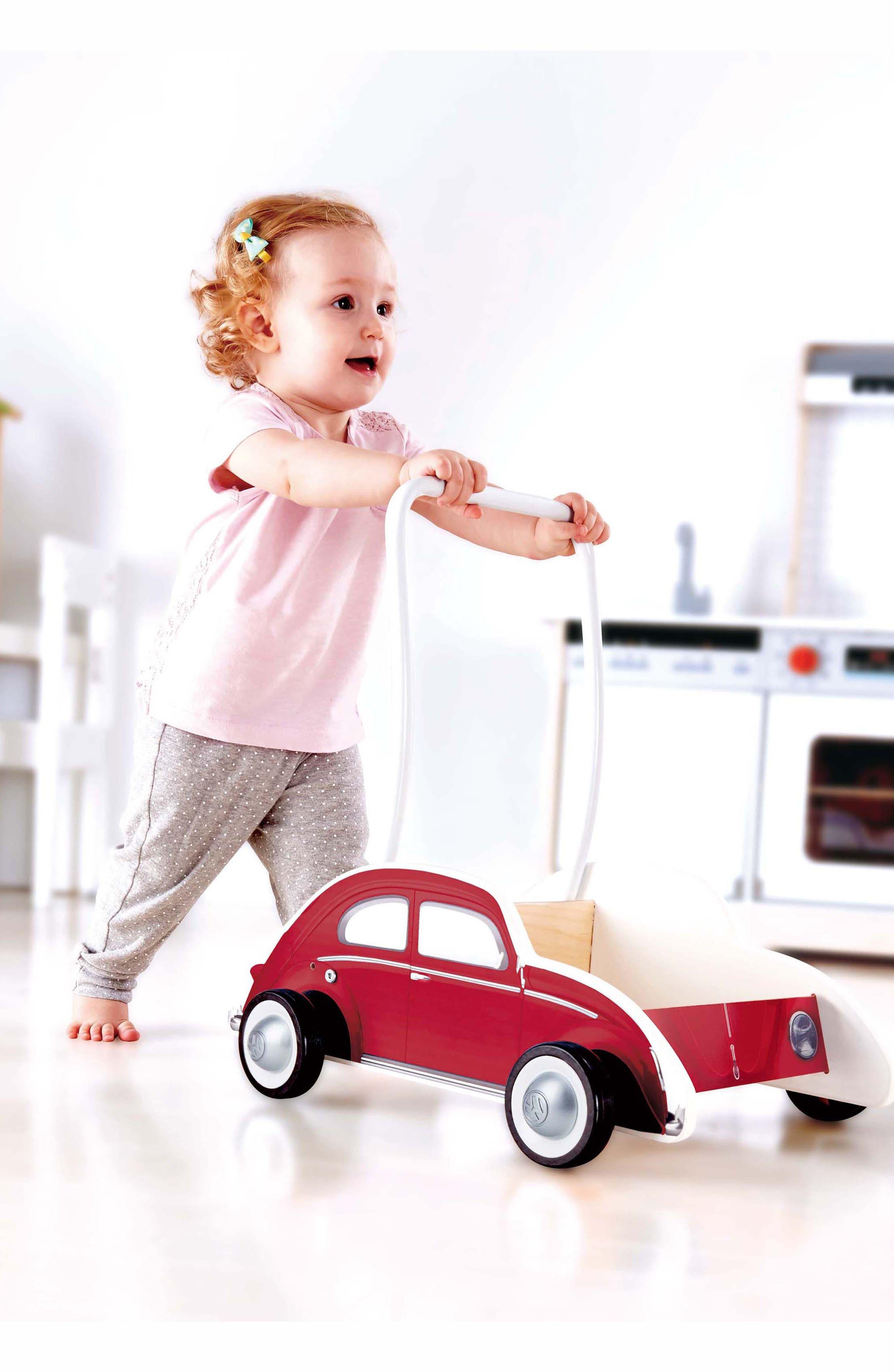 Alternate Image 6  - Hape Wooden Push Car