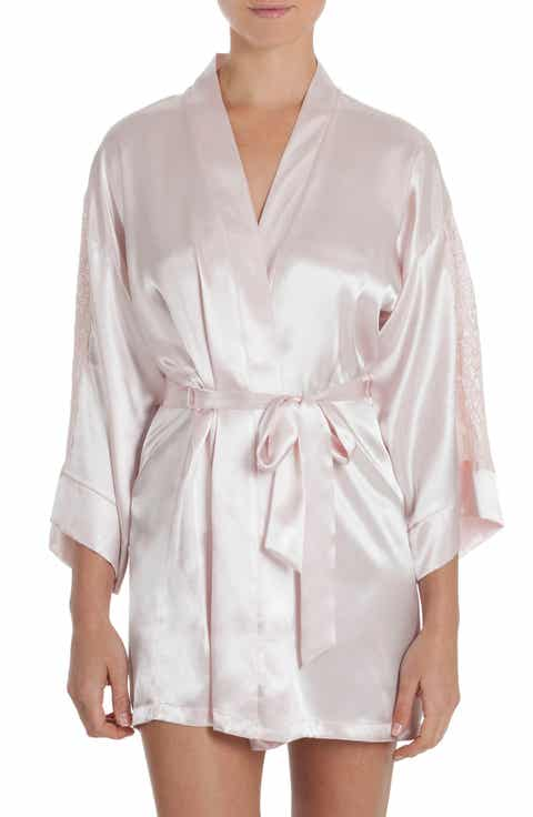 In Bloom by Jonquil Satin Robe