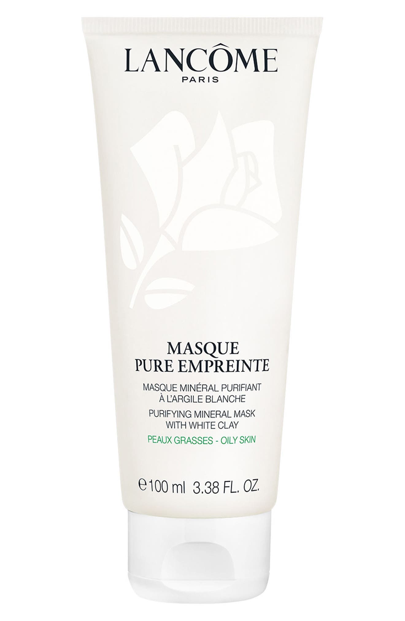 Alternate Image 1 Selected - Lancôme 'Pure Empreinte Masque' Purifying Mineral Mask