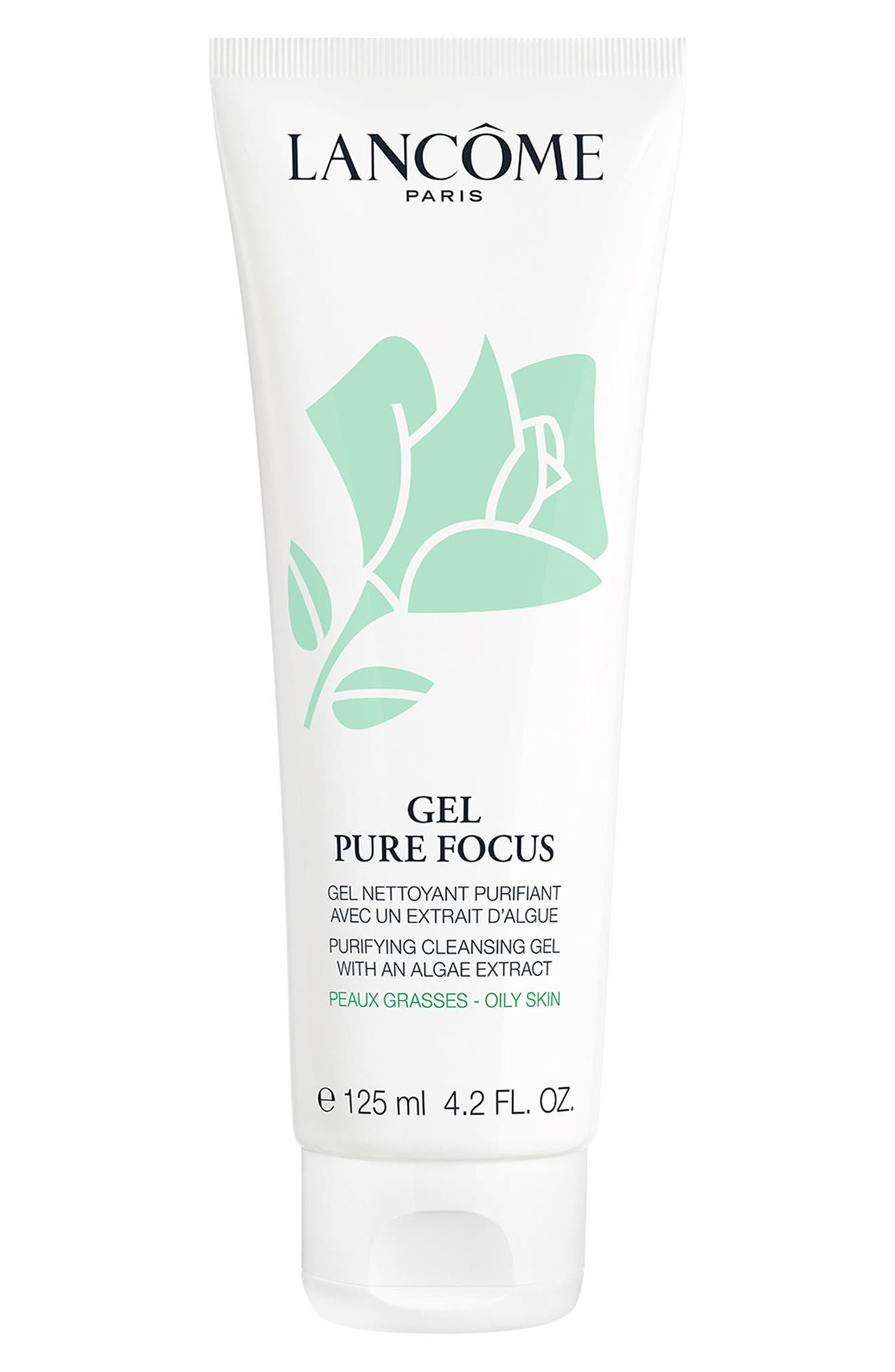 Main Image - Lancôme Gel Pure Focus Deep Purifying Oily Skin Cleanser