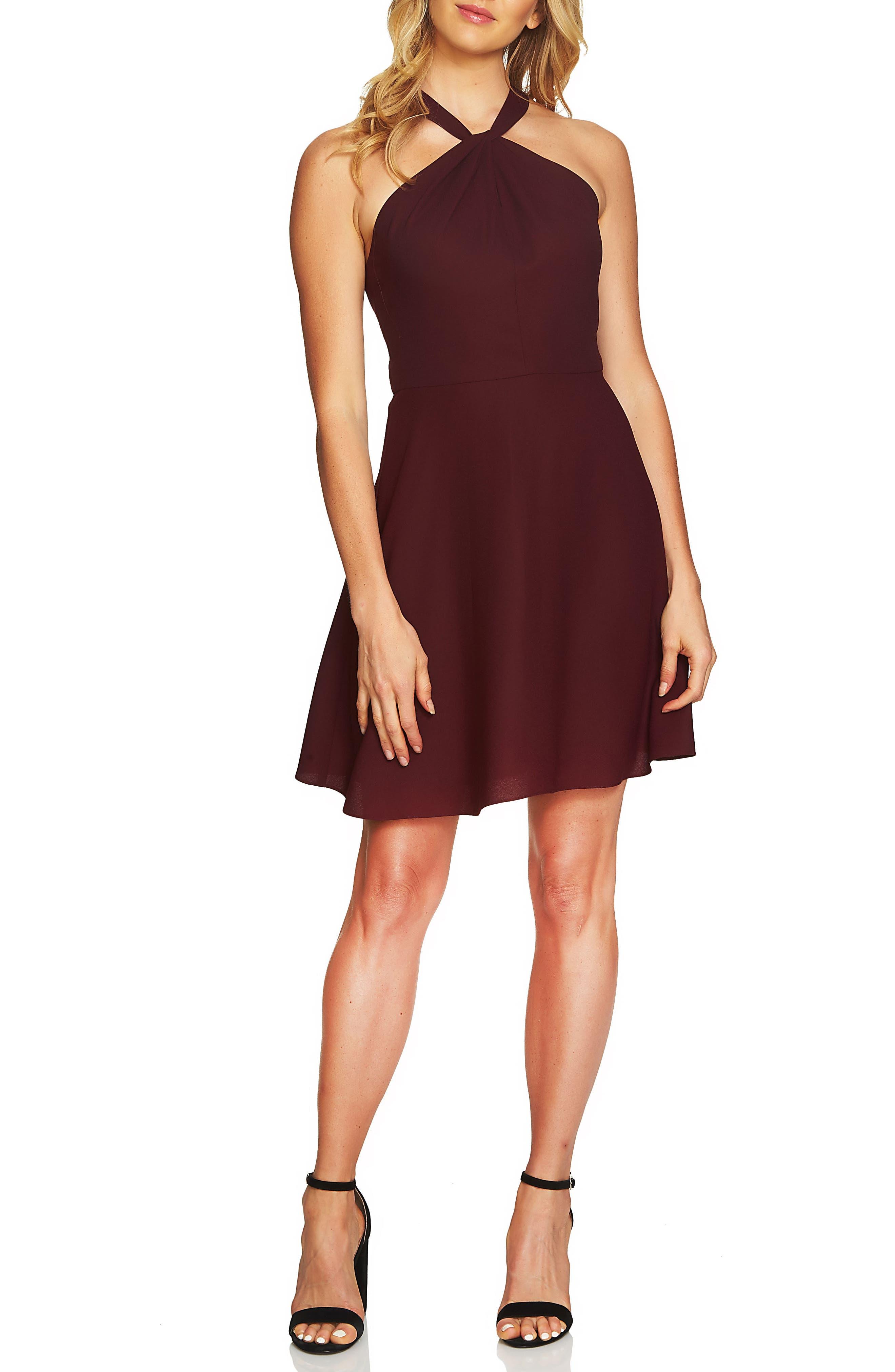 CeCe Halter Dress