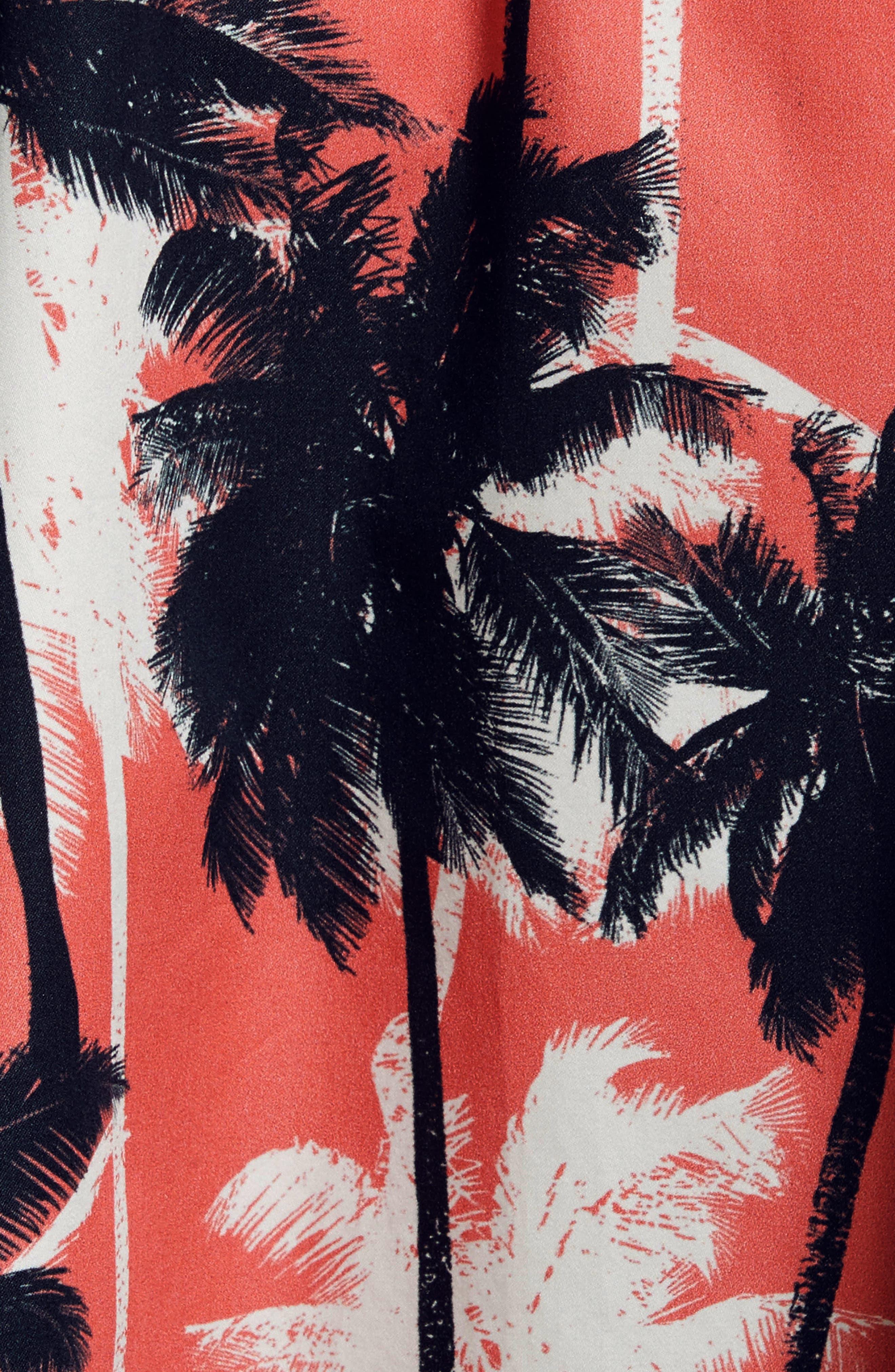 Alternate Image 3  - Jason Wu Print Cotton Fit & Flare Shirtdress