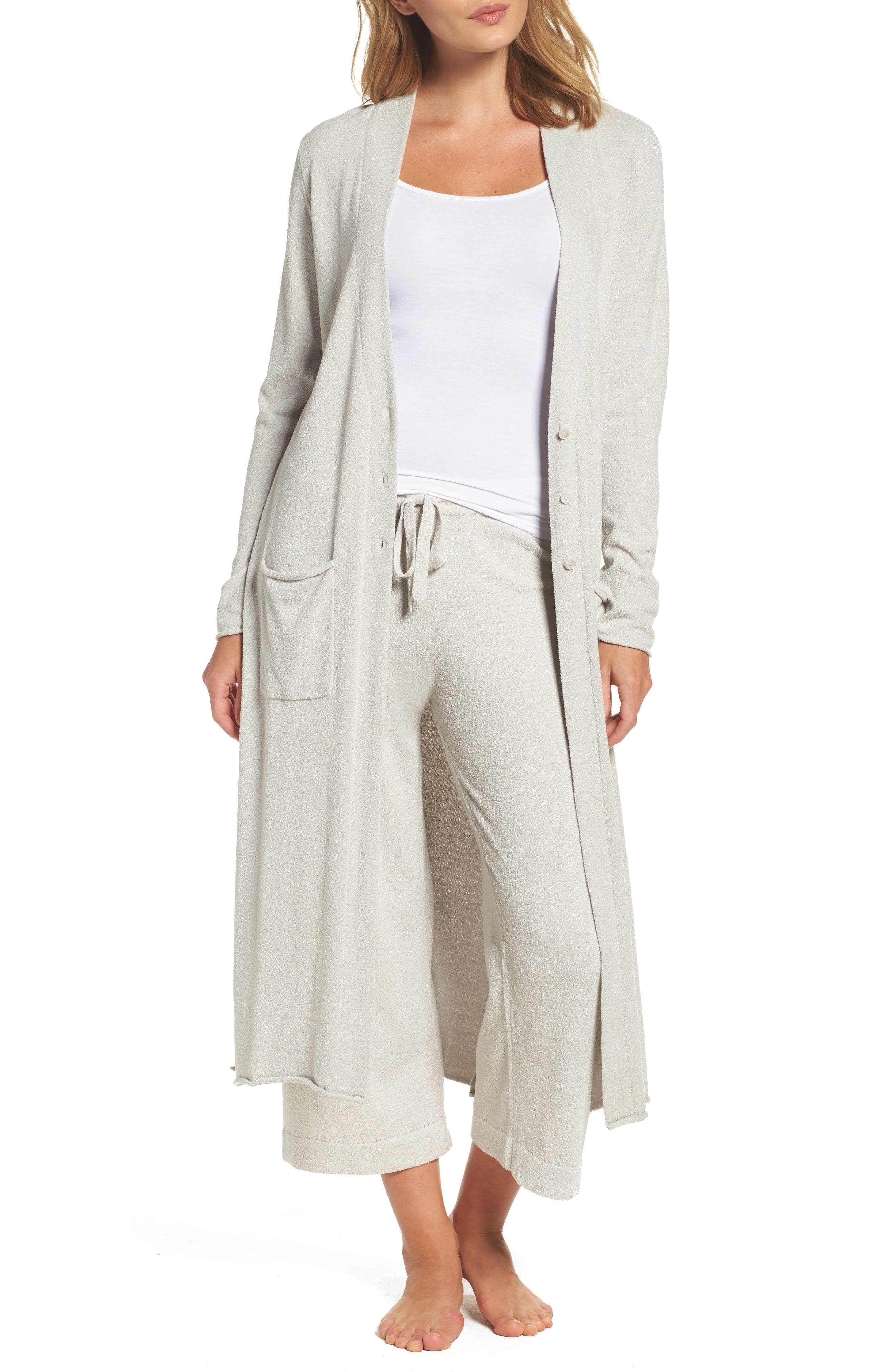 Main Image - Barefoot Dreams Cozychic Ultra Lite® Duster