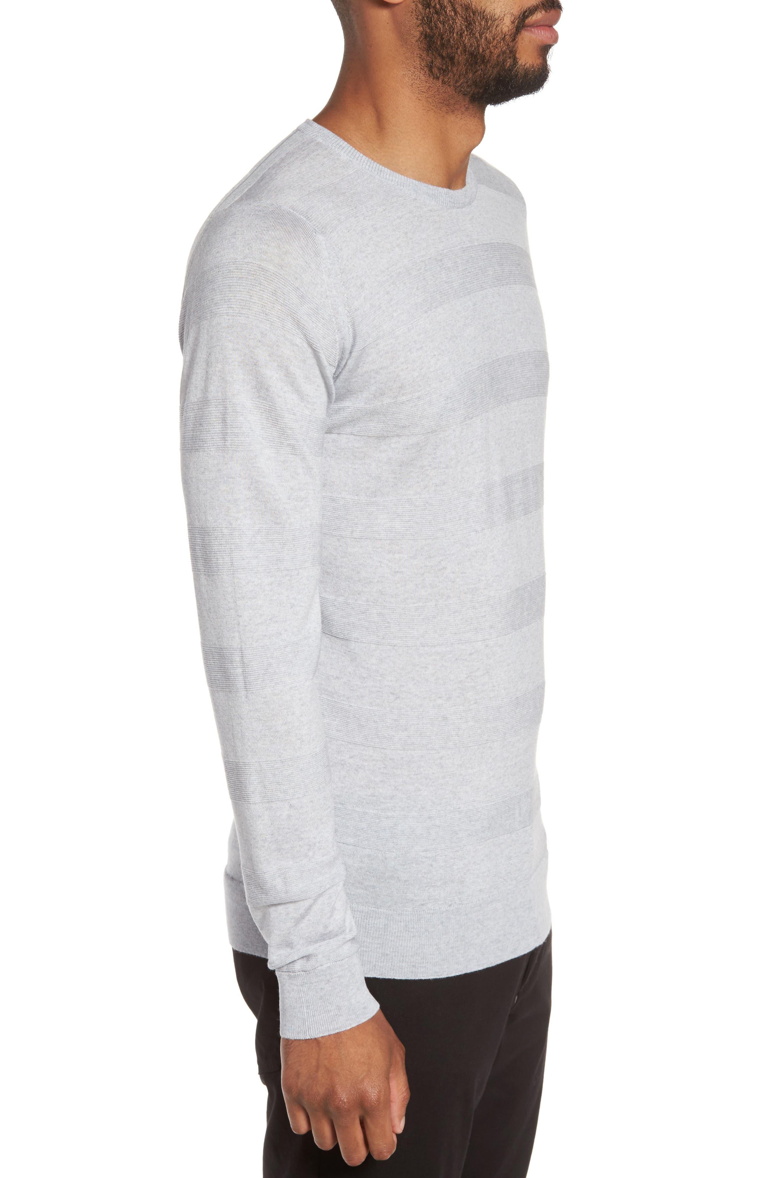 Alternate Image 3  - John Smedley Standard Fit Merino Wool Sweater