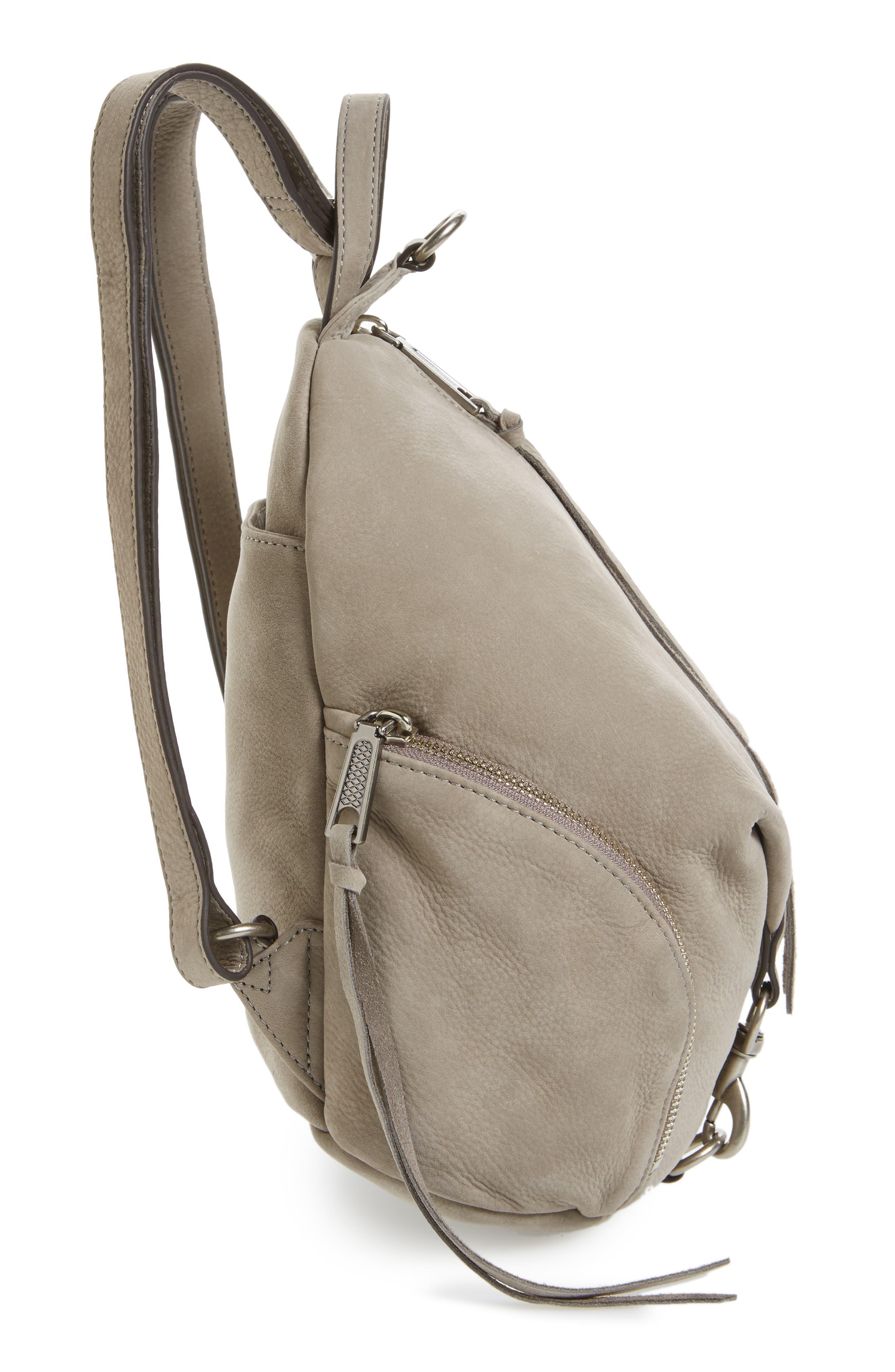 Medium Julian Backpack,                             Alternate thumbnail 5, color,                             Grey