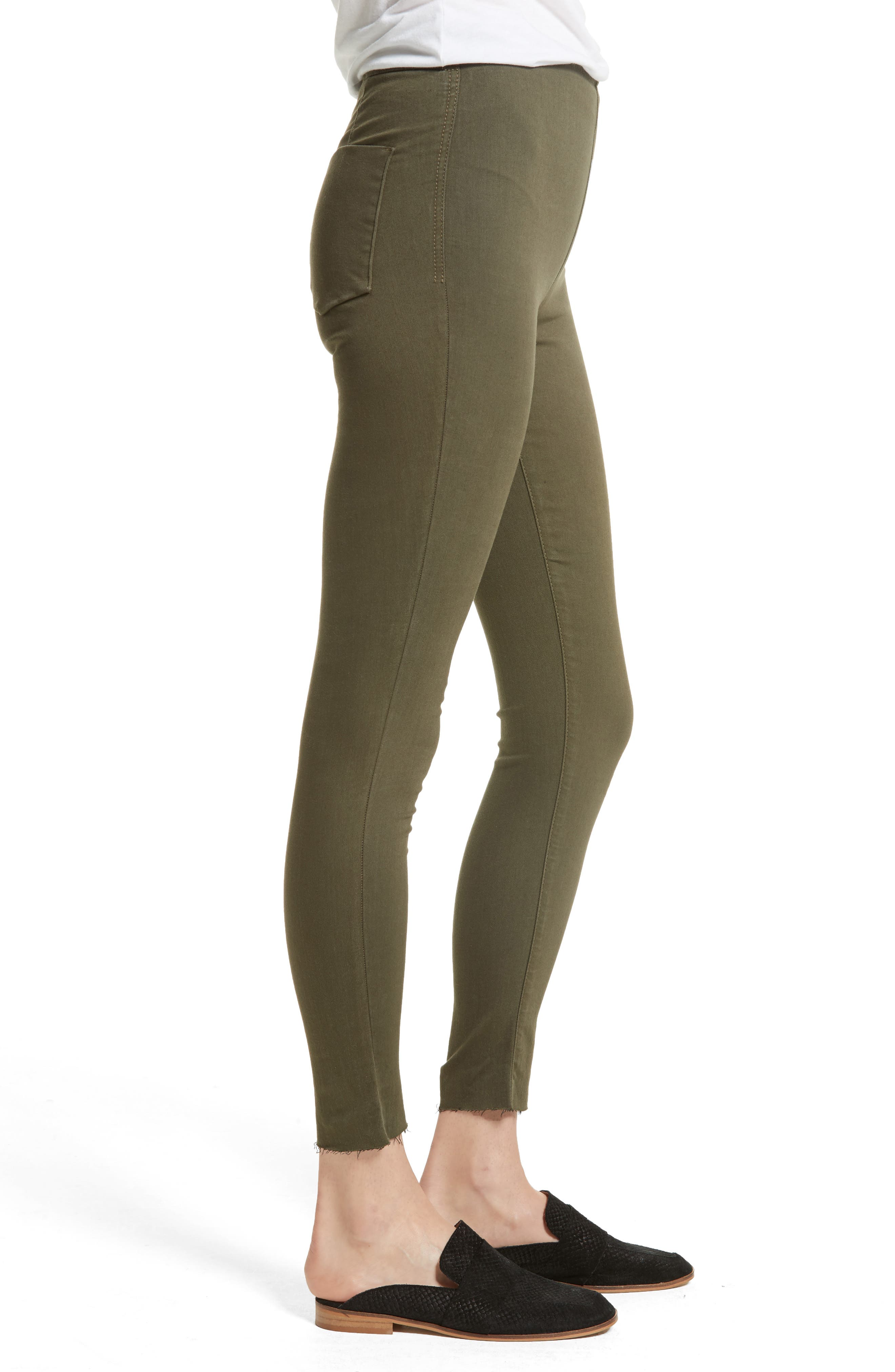 Alternate Image 3  - Free People Easy Goes It Leggings