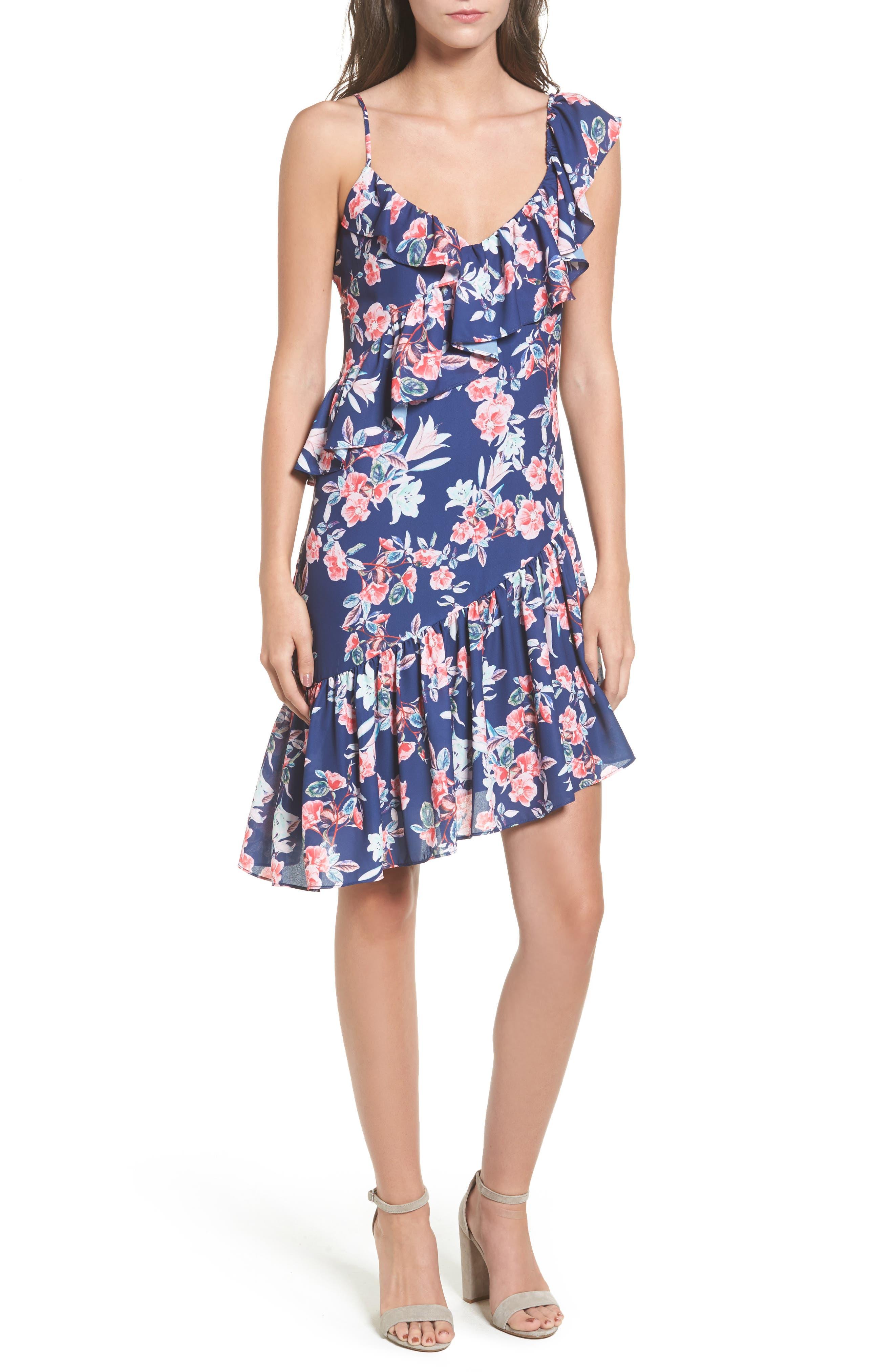 devlin Makenna Assymetrical Dress