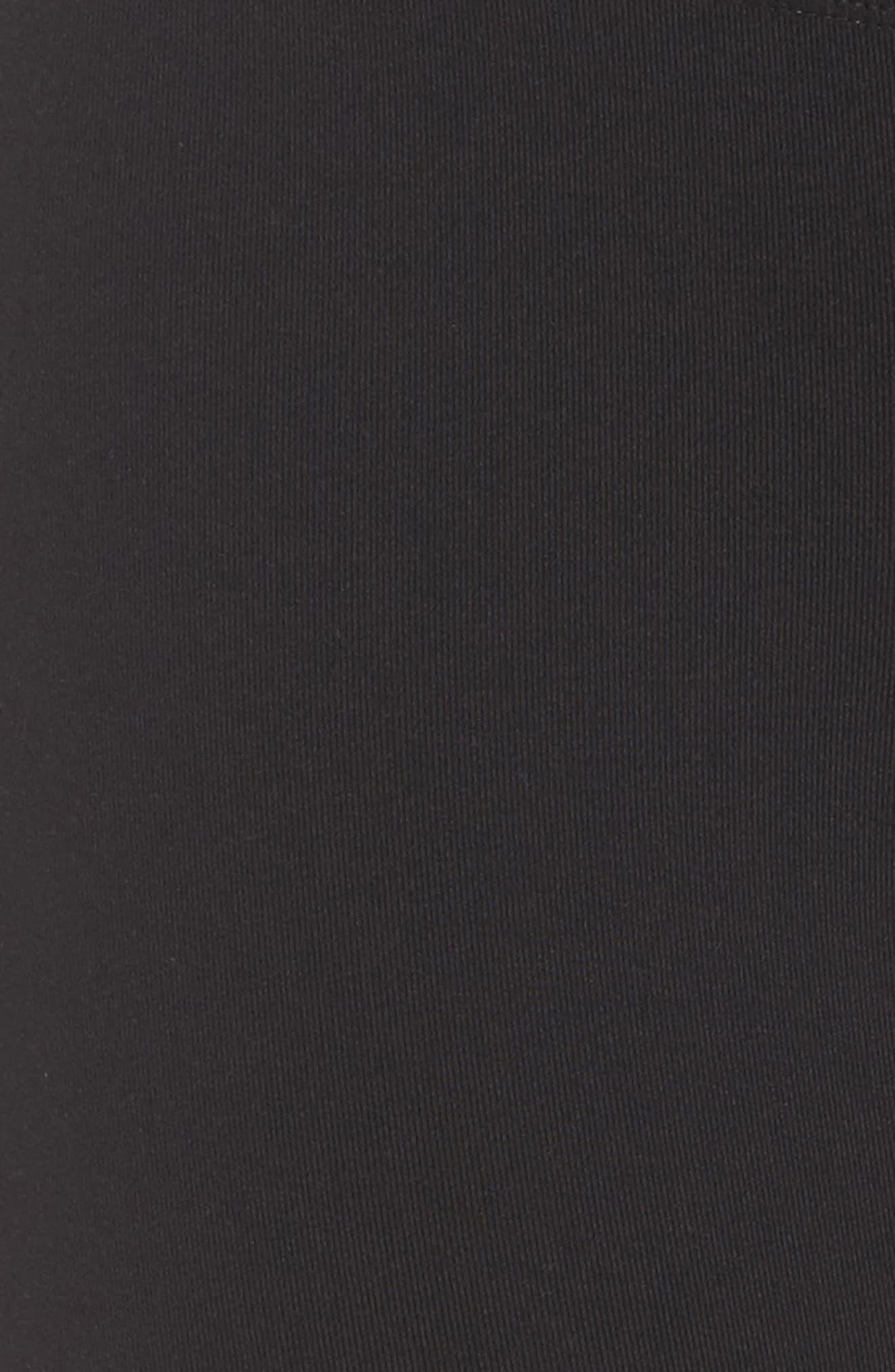 Dash Leggings,                             Alternate thumbnail 6, color,                             Black