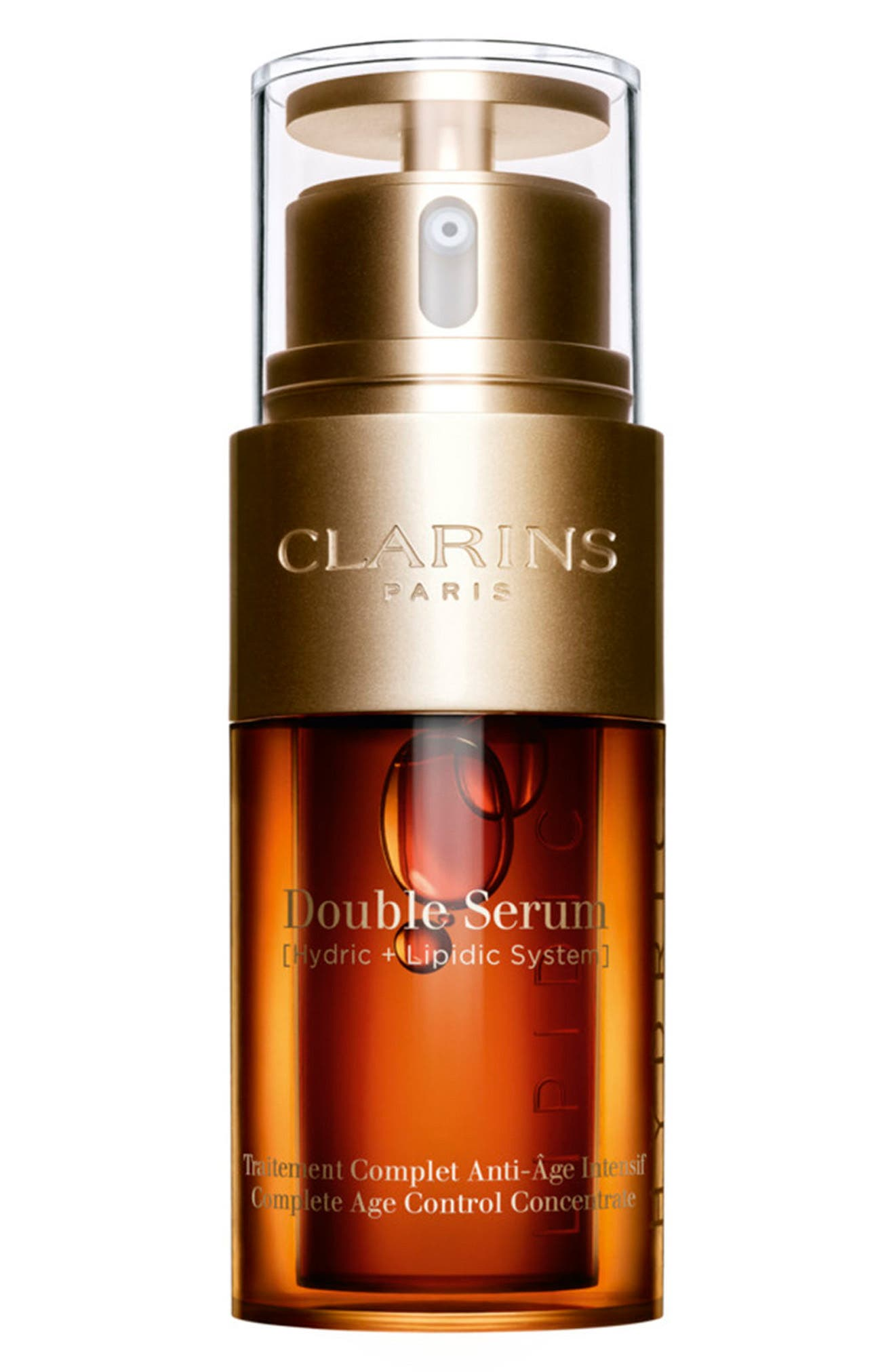 Alternate Image 2  - Clarins Double Serum Complete Age Control Concentrate
