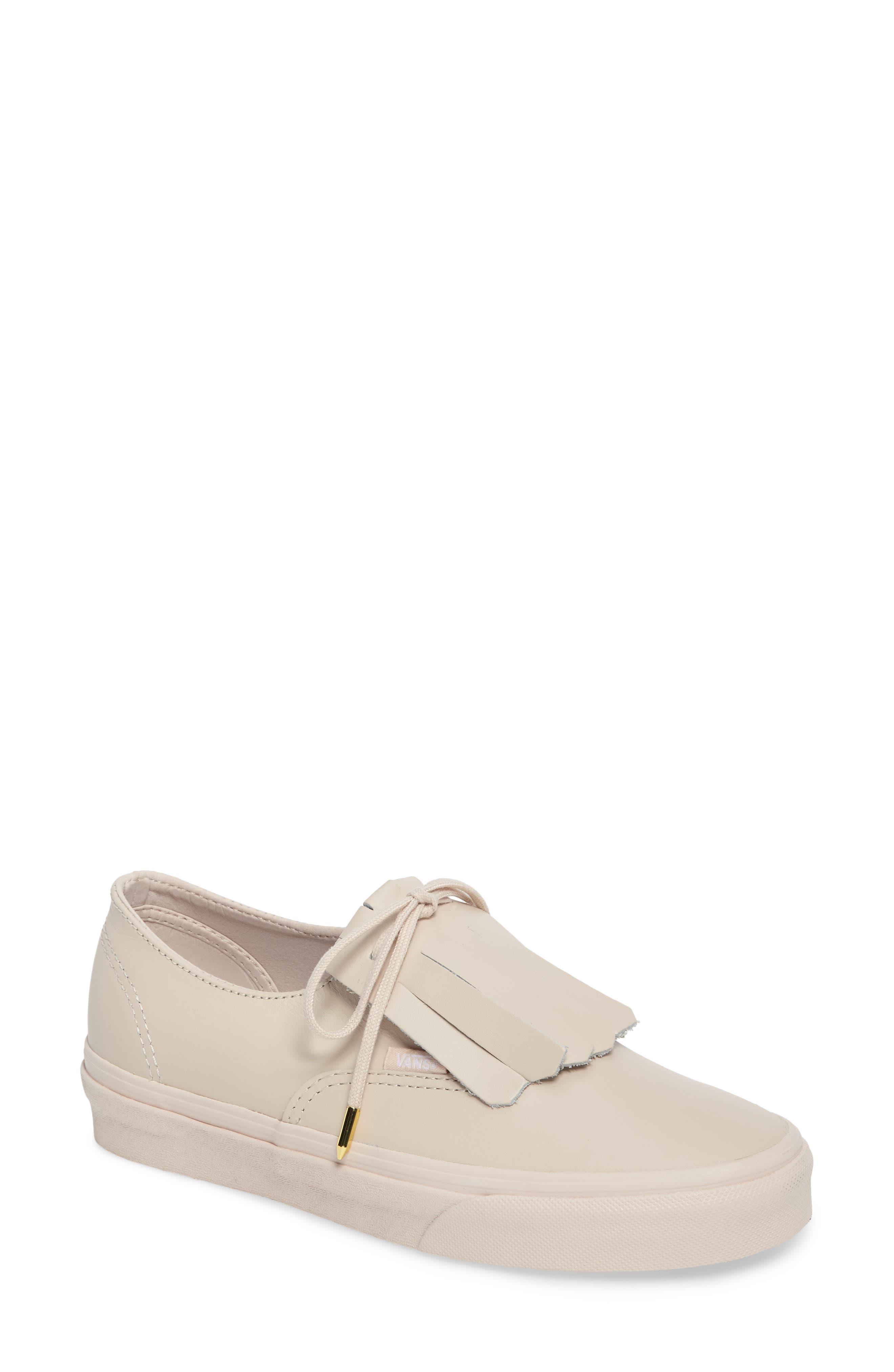 Vans Authentic Fringe DX Sneaker (Women)