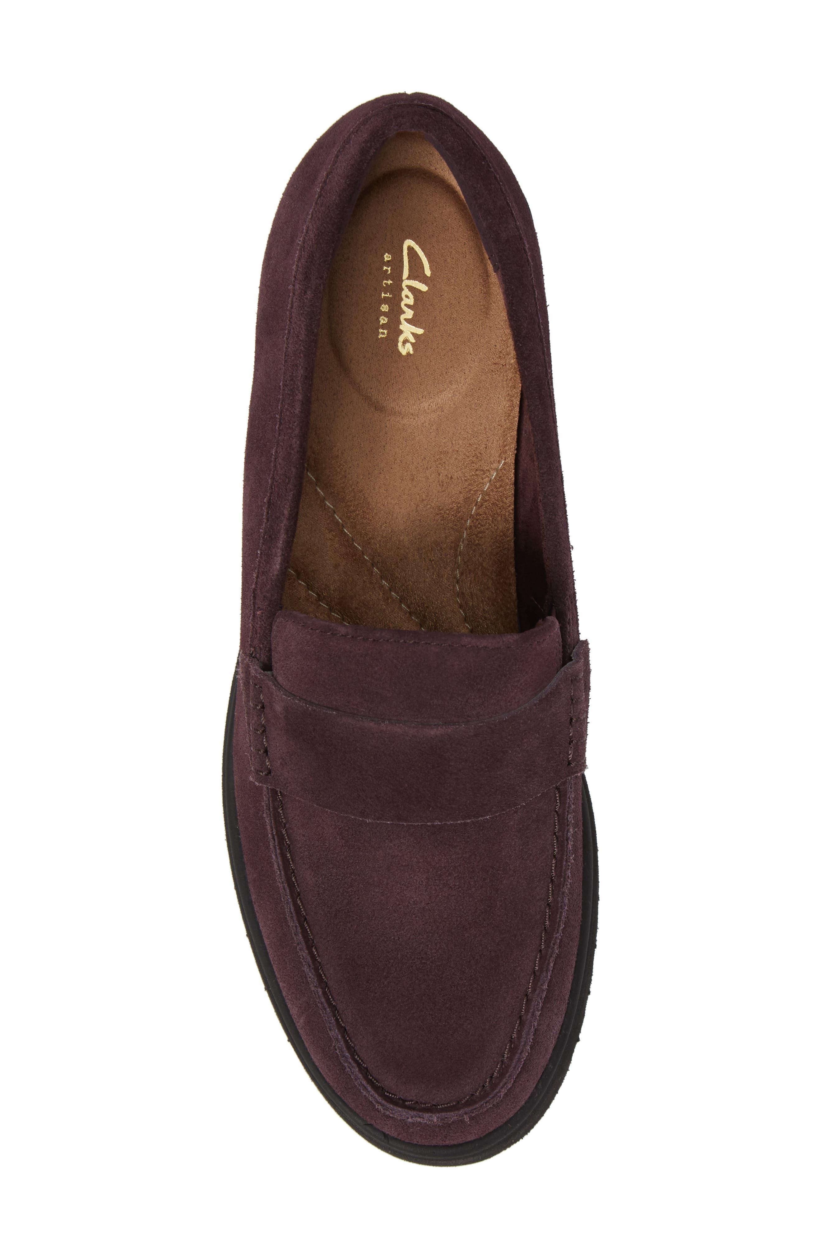 Alternate Image 5  - Clarks® Bellevue Hazen Loafer (Women)