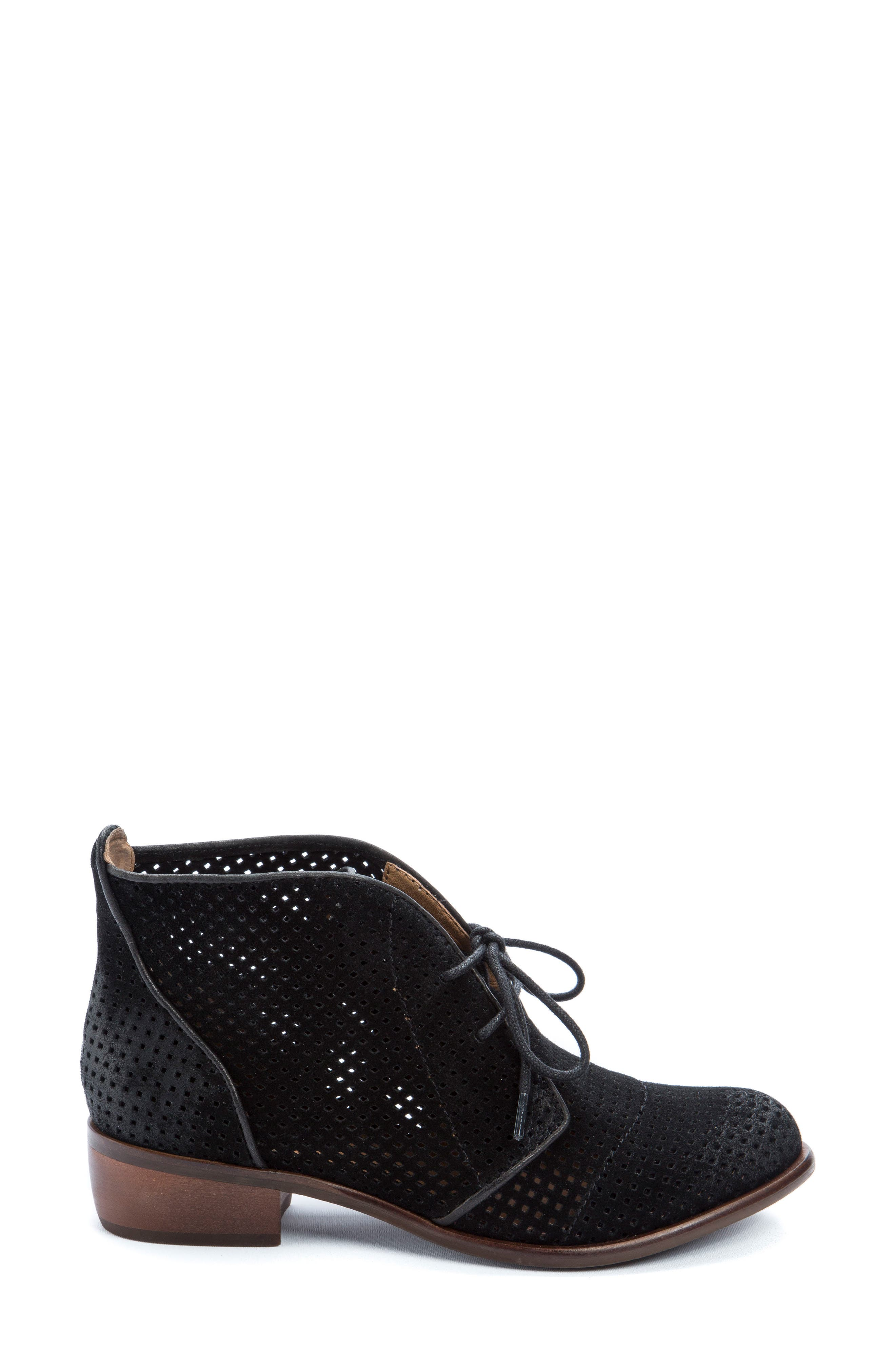 Alternate Image 3  - Latigo Isaac Lace-Up Bootie (Women)