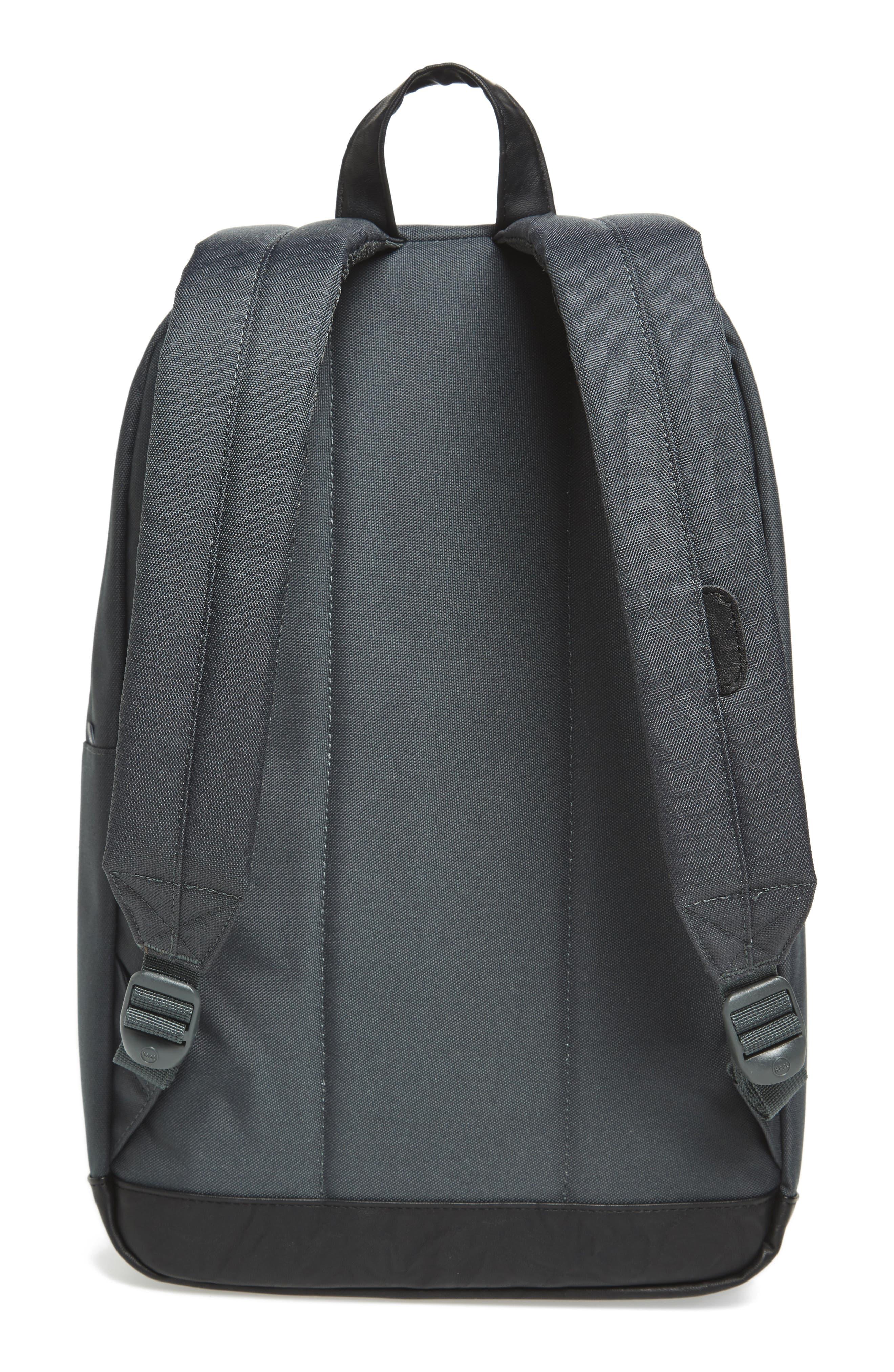 'Pop Quiz' Backpack,                             Alternate thumbnail 3, color,                             Dark Shadow