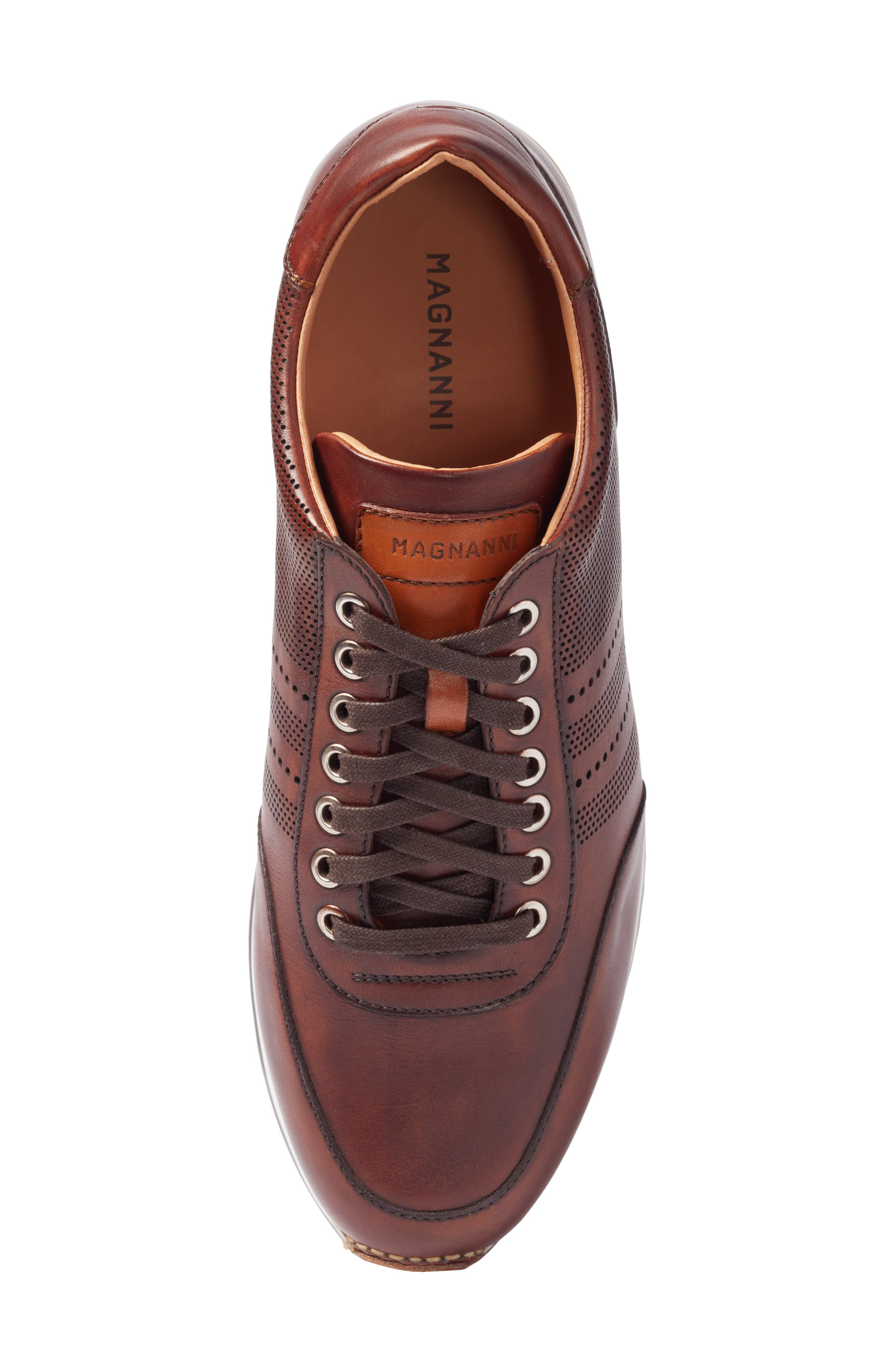 Alternate Image 5  - Magnanni Merino Sneaker (Men)