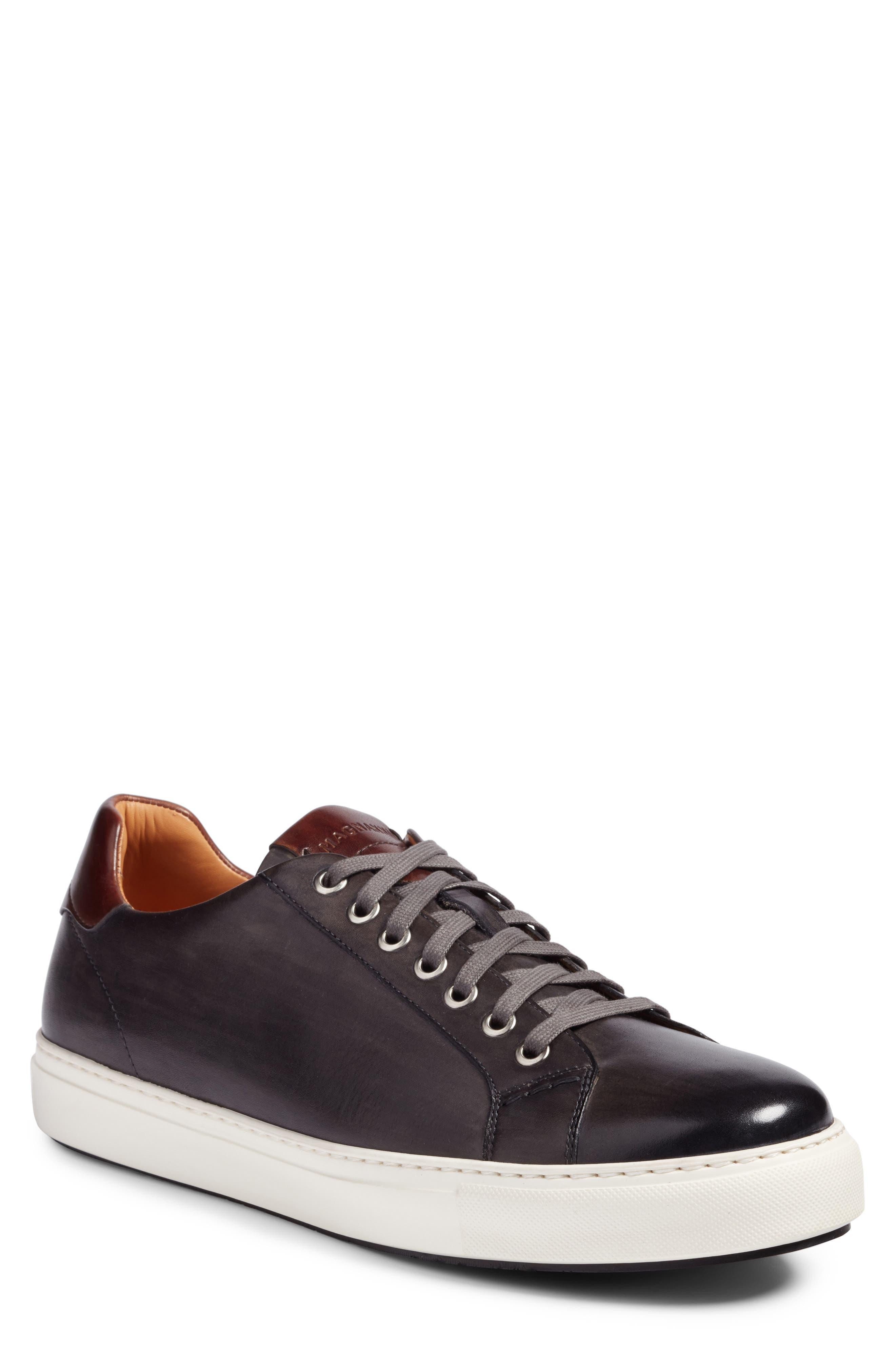 Alternate Image 1 Selected - Magnanni Falco Lo Sneaker (Men)