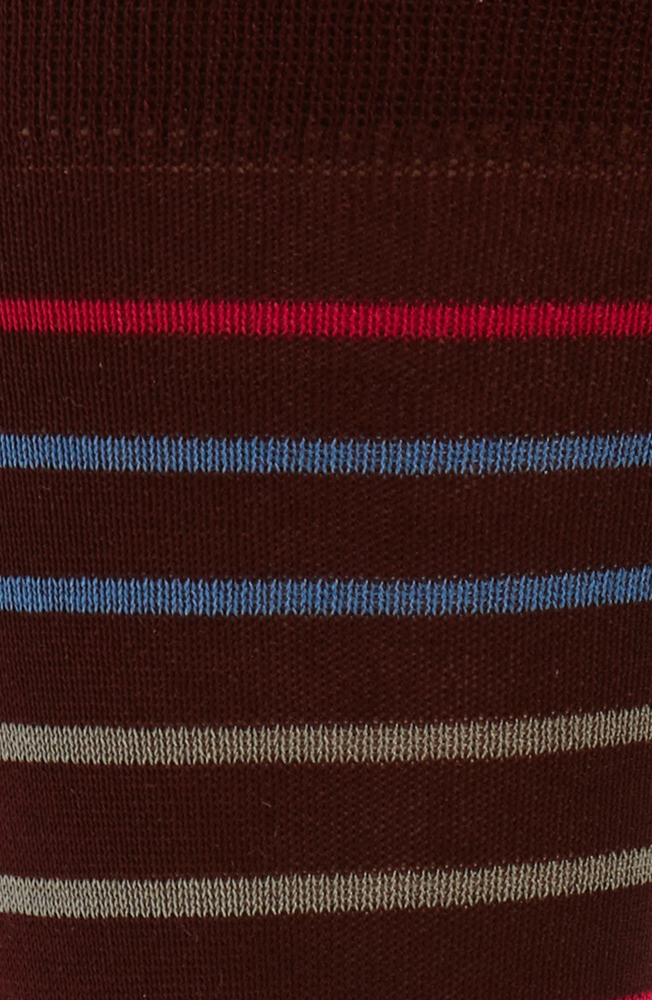 Alternate Image 2  - Paul Smith Echo Stripe Socks