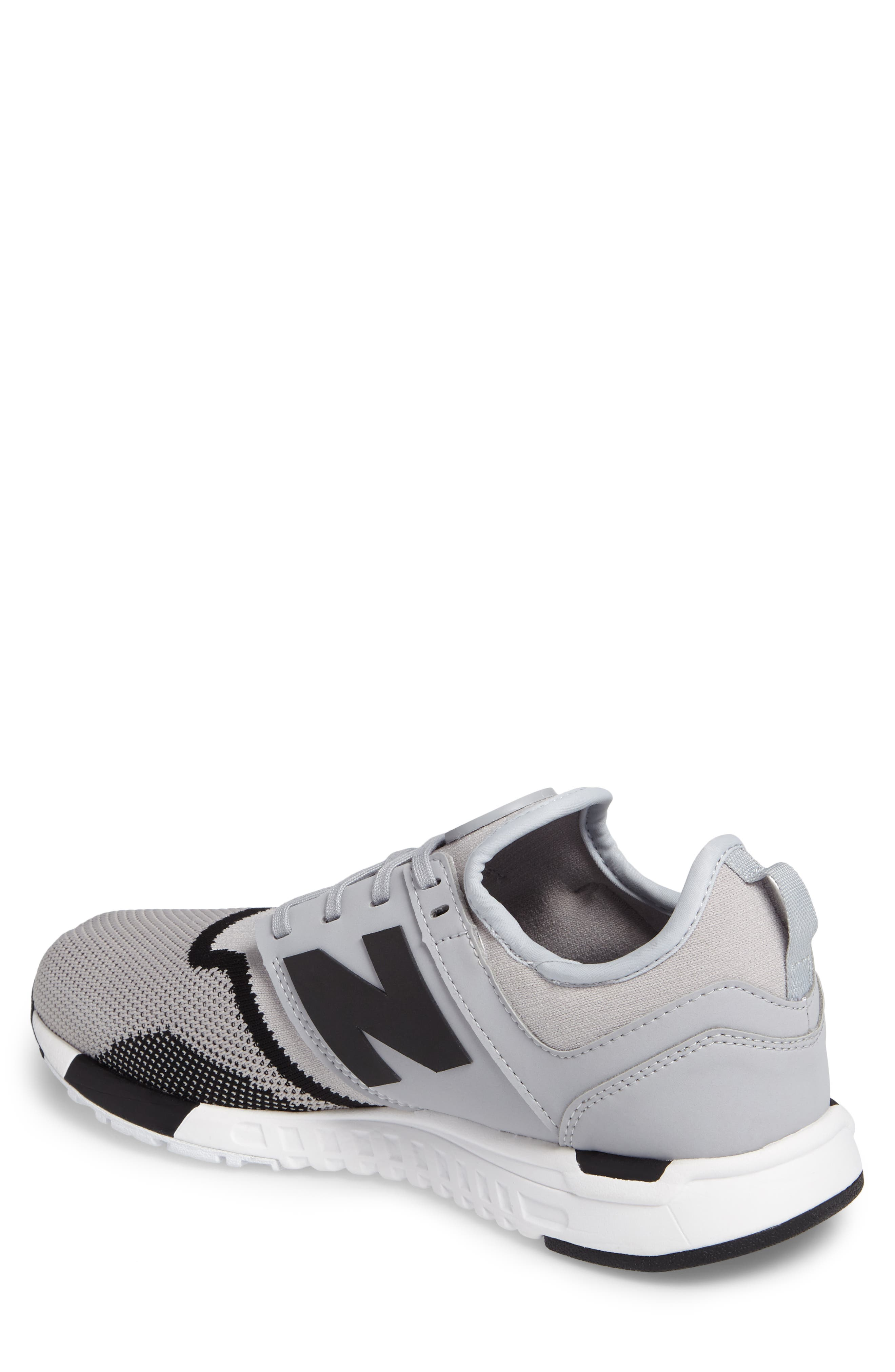 Alternate Image 2  - New Balance 247 Sport Knit Sneaker (Men)
