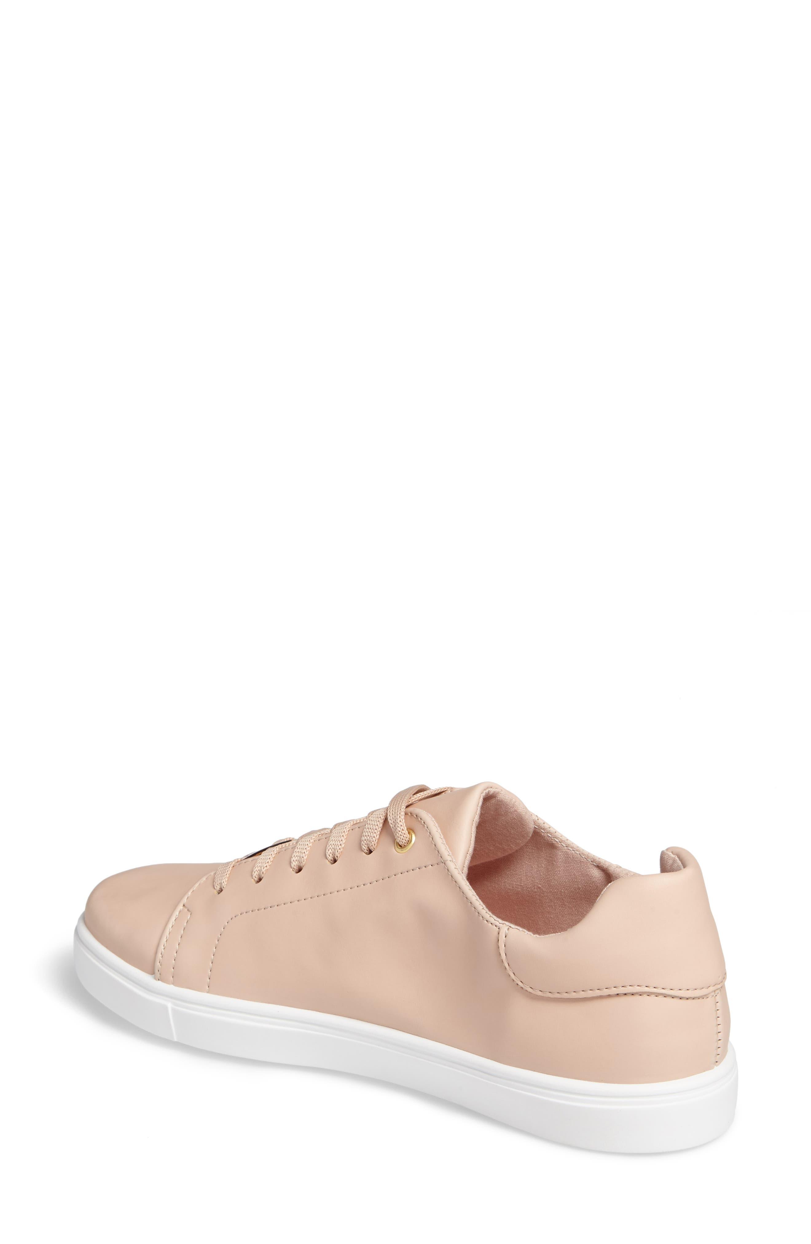 Alternate Image 2  - Topshop Cluster Sneaker (Women)
