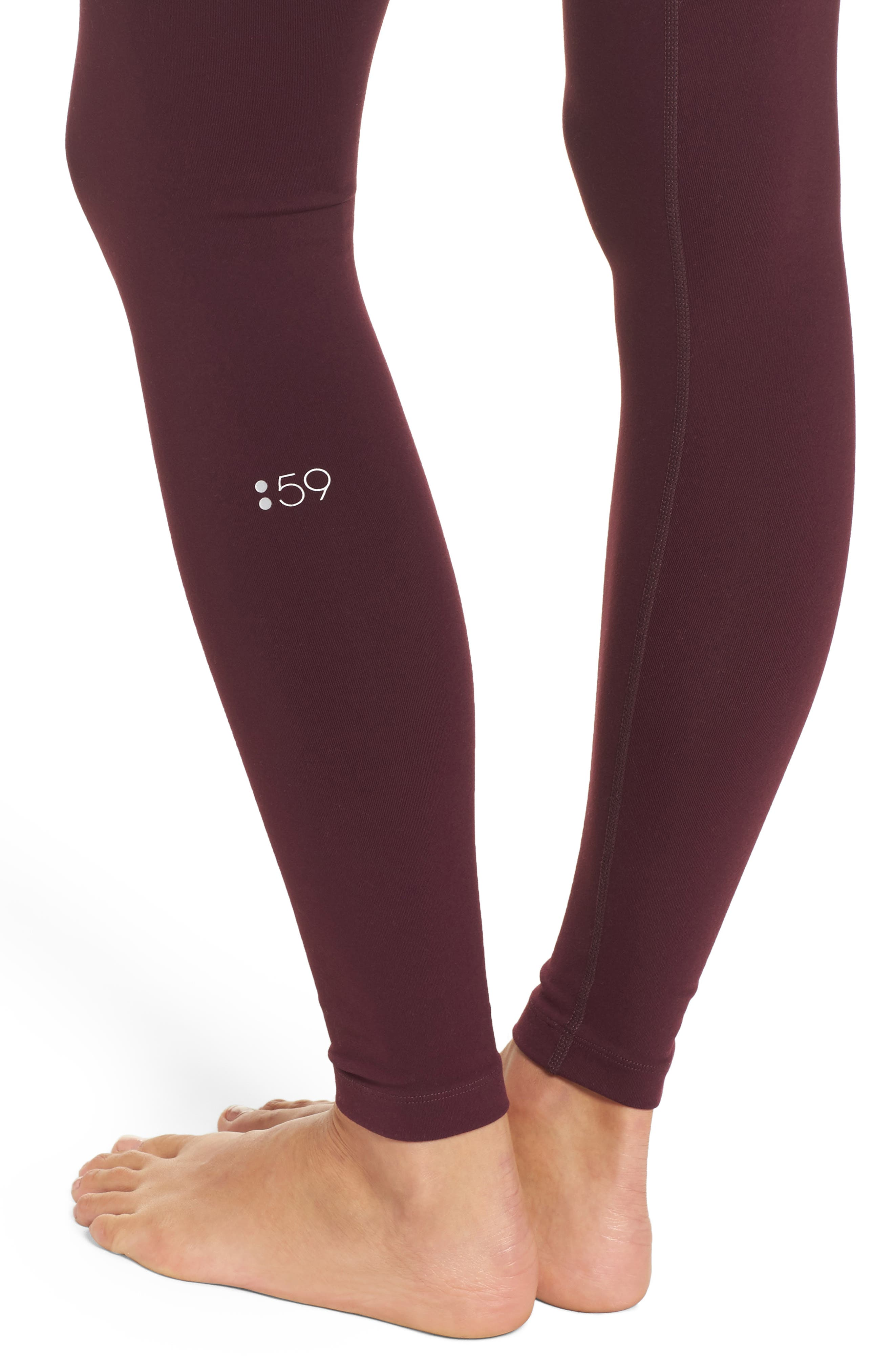 Alternate Image 4  - Splits59 'Bardot' High Waist Leggings