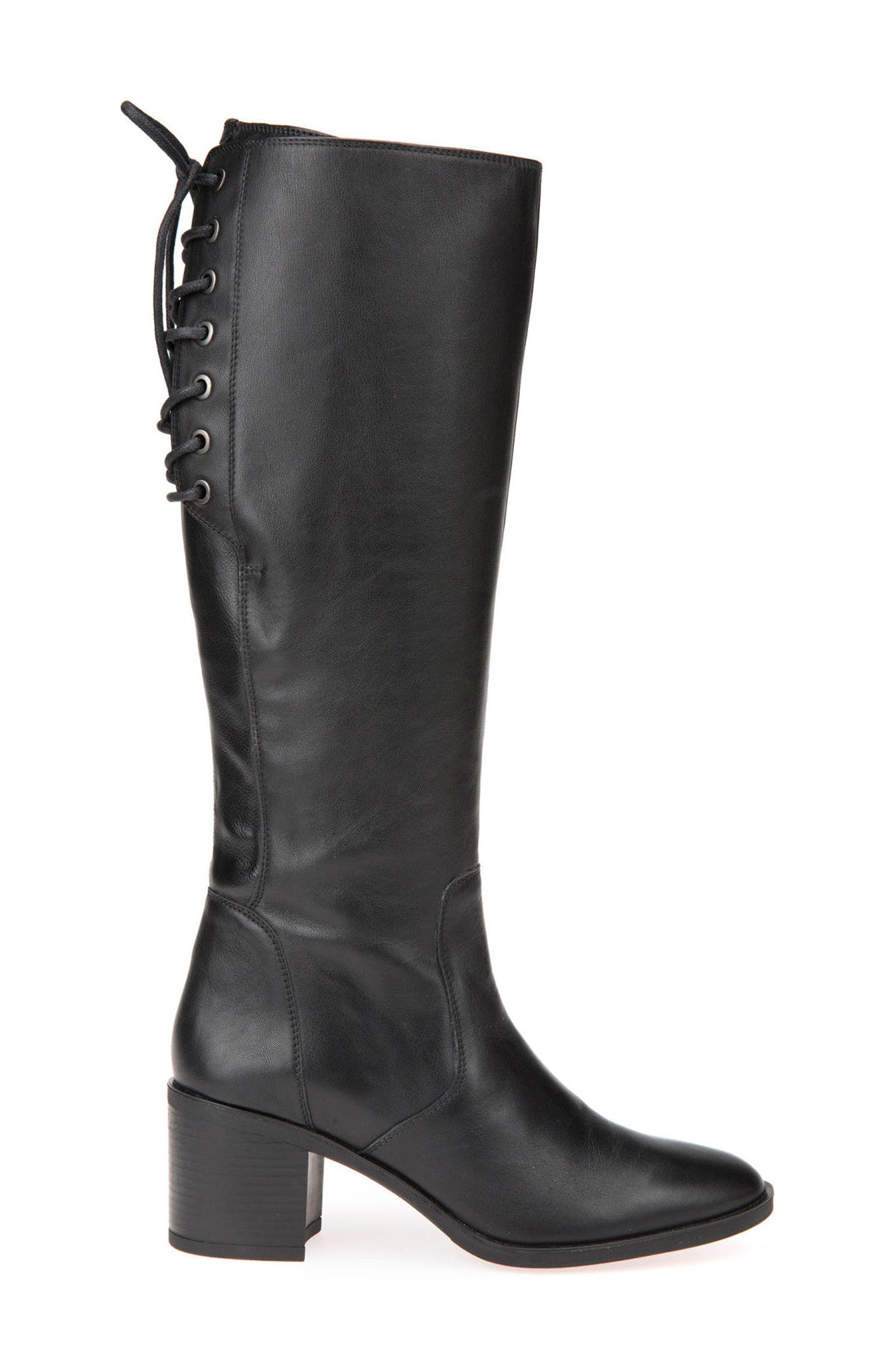 Alternate Image 3  - Geox Glynna Knee High Boot (Women)