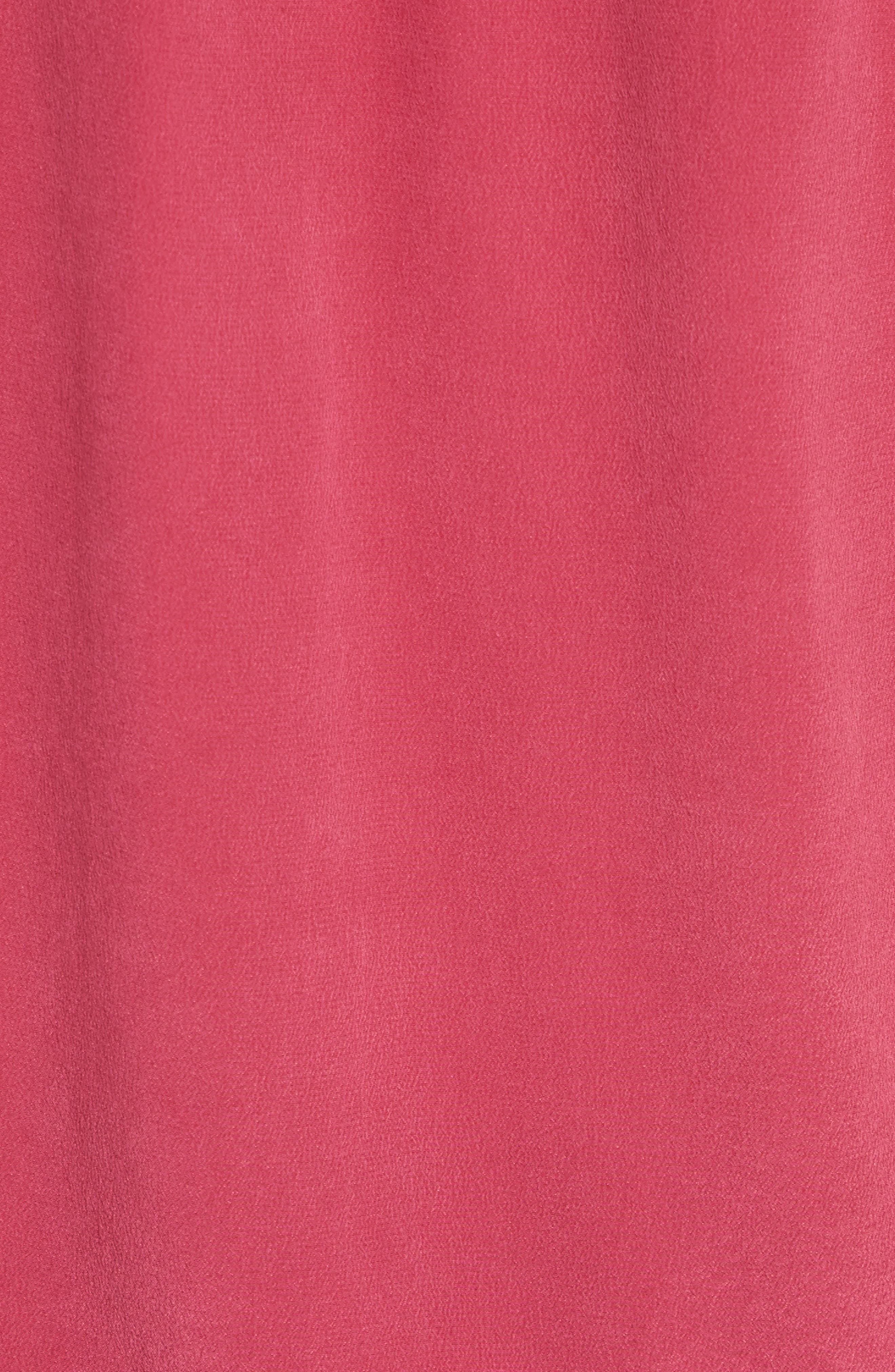 Alternate Image 5  - Joie Abriella Silk Surplice Camisole