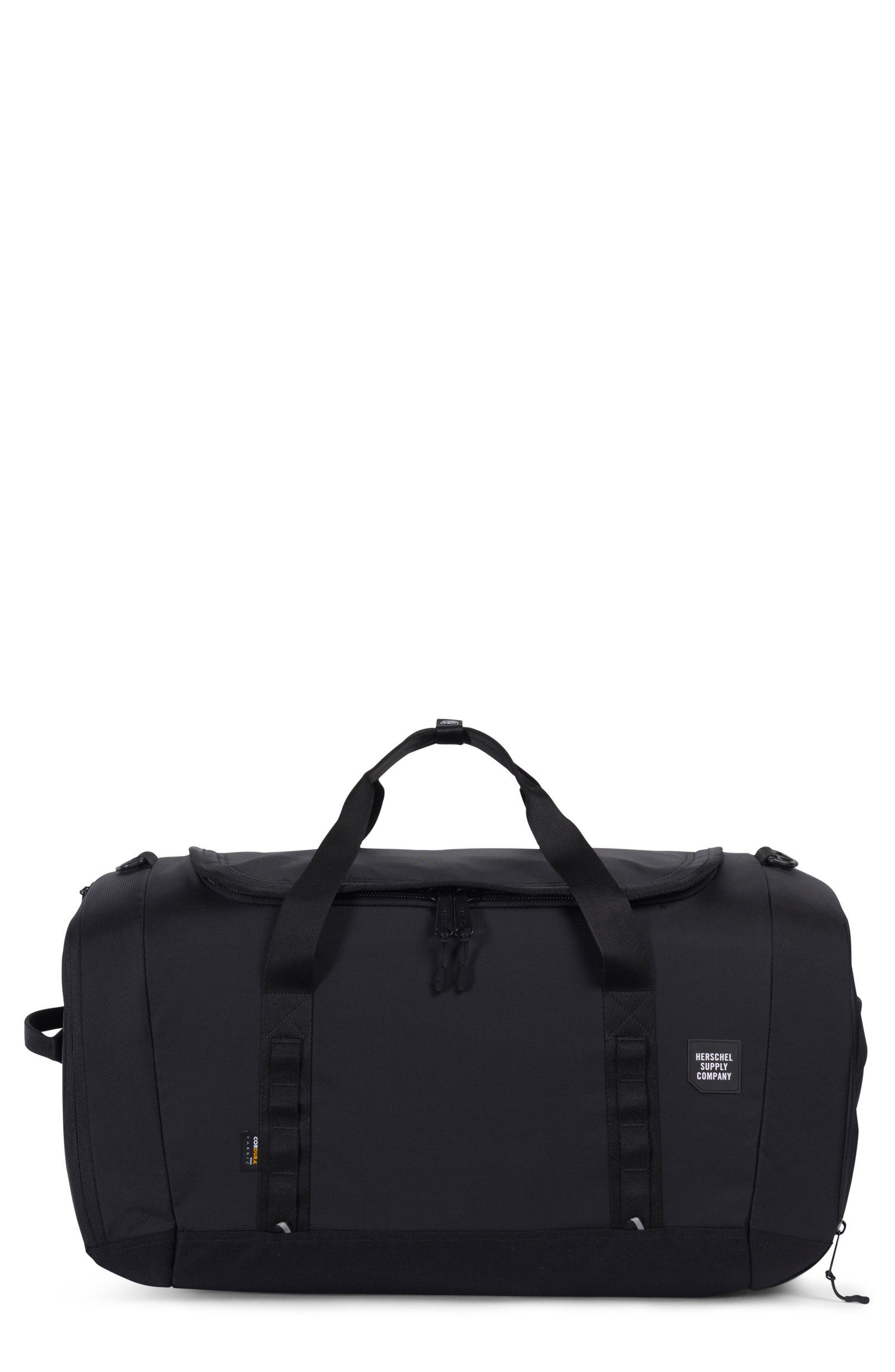 Trail Gorge Duffel Bag,                         Main,                         color, Black