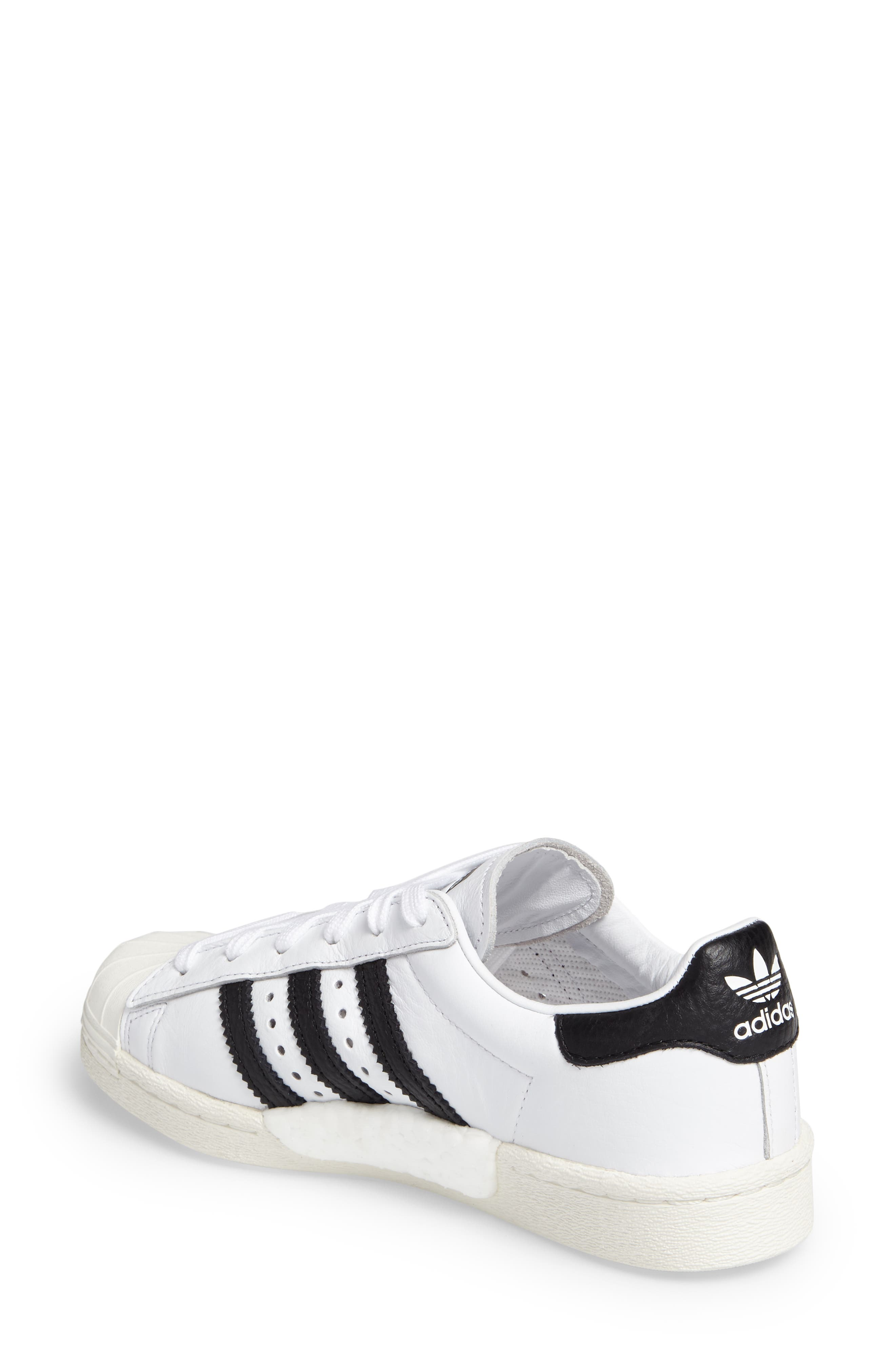 Alternate Image 2  - adidas Superstar Boost Sneaker (Women)