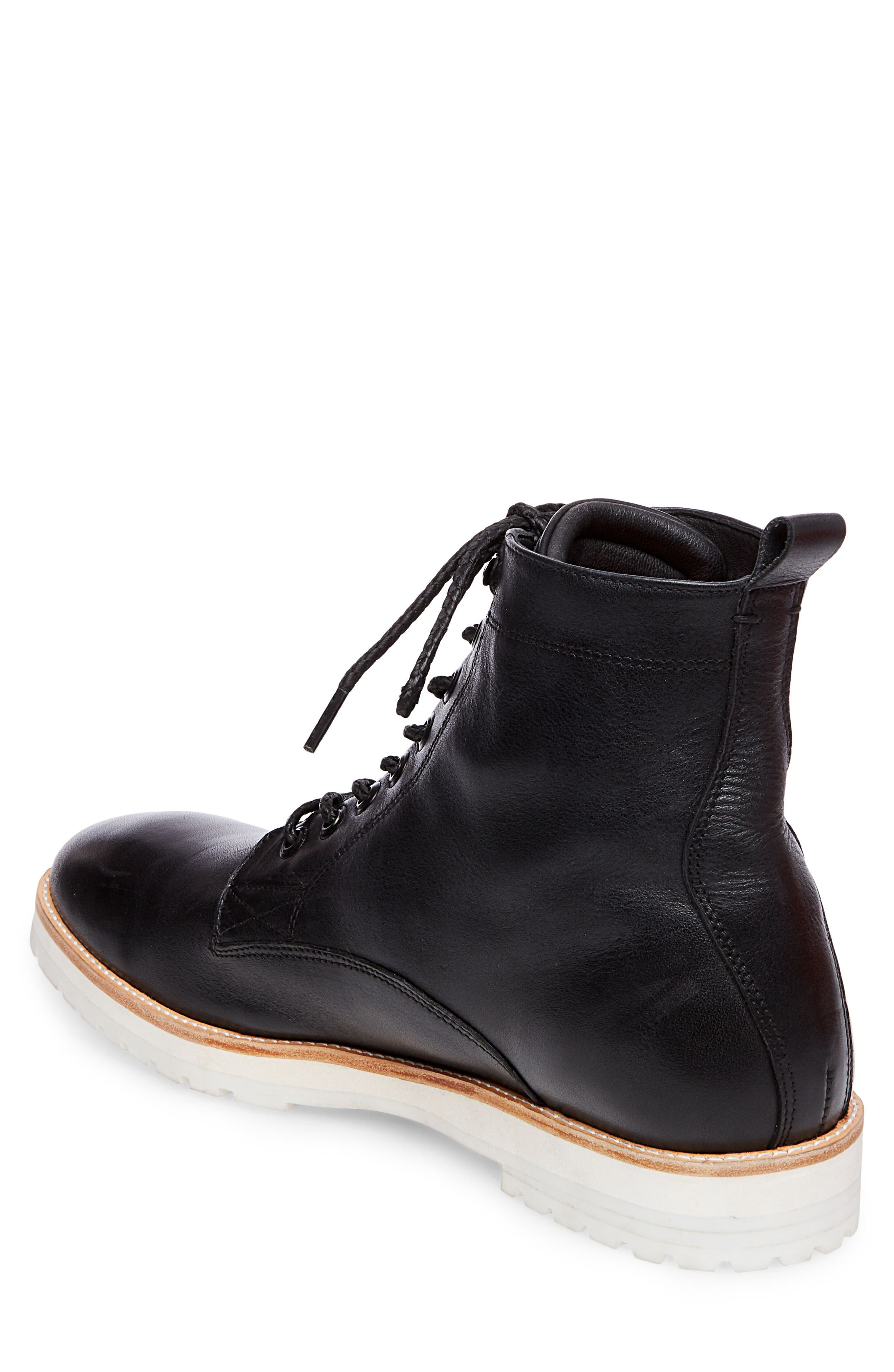 Alternate Image 2  - Steve Madden x GQ Andre Plain Toe Boot (Men)