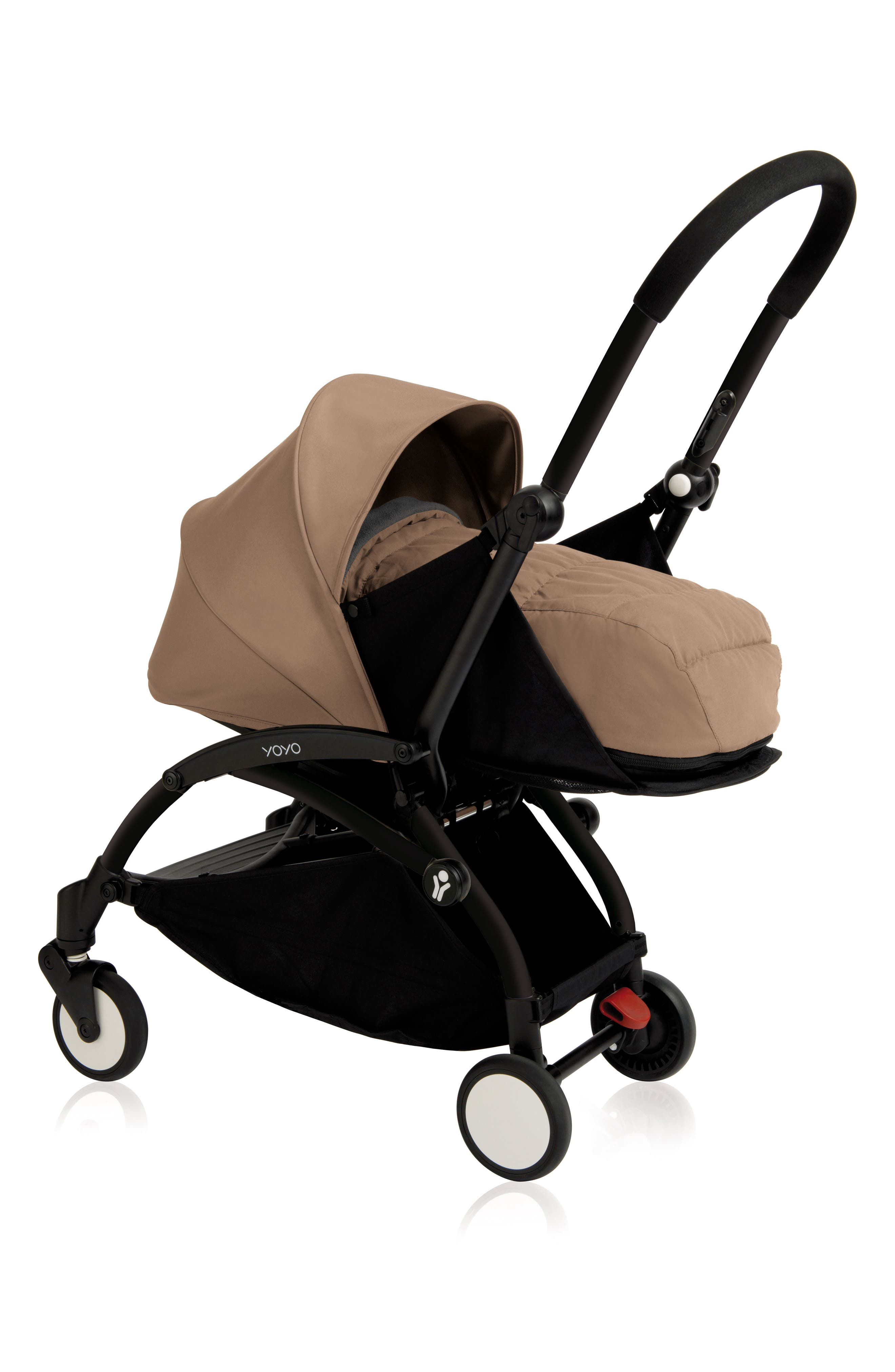 BABYZEN YOYO+ Complete Stroller with Newborn Color Pack Fabric Set