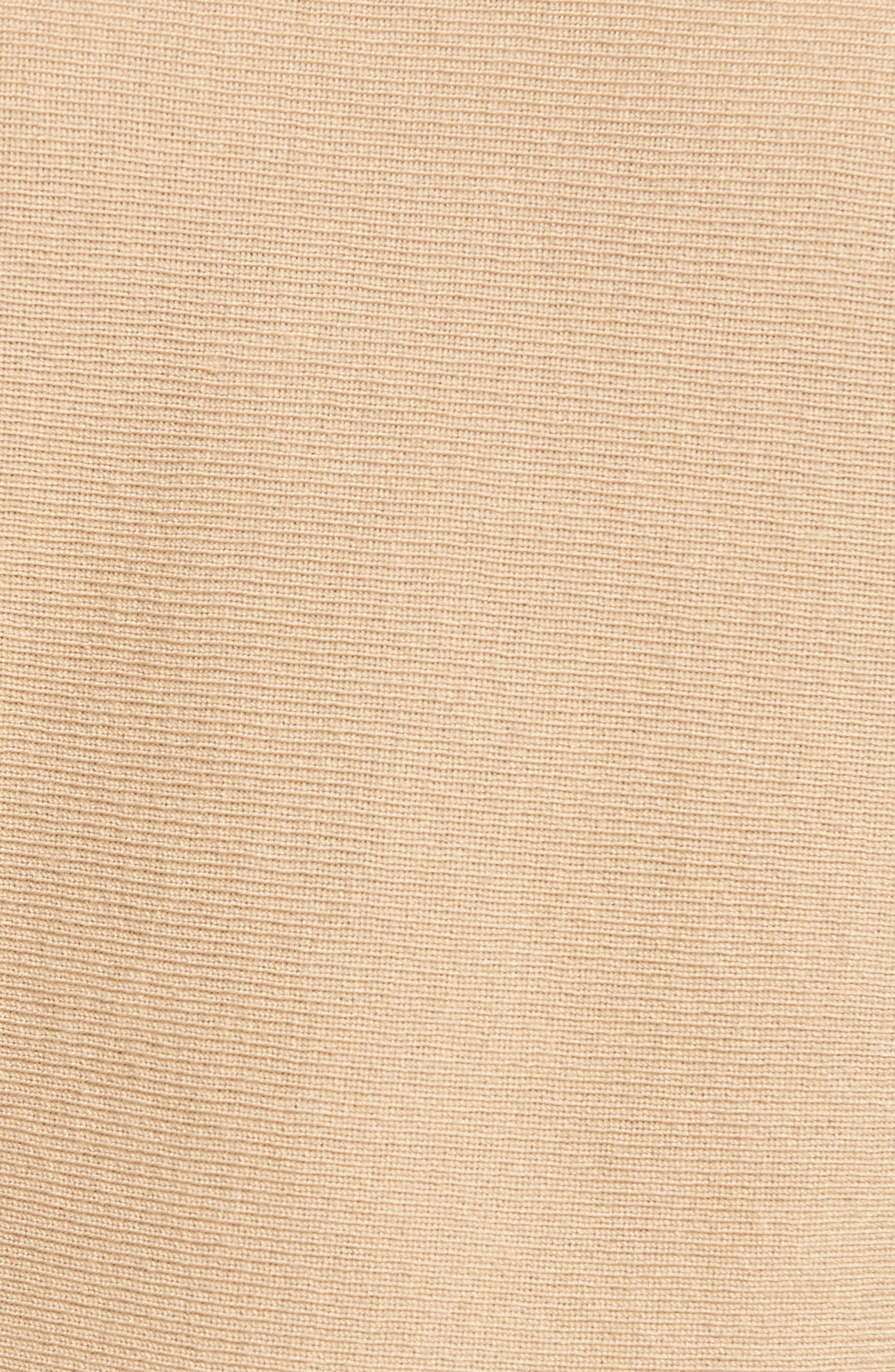 Dolman Sleeve Sweater,                             Alternate thumbnail 5, color,                             Tan Nomad