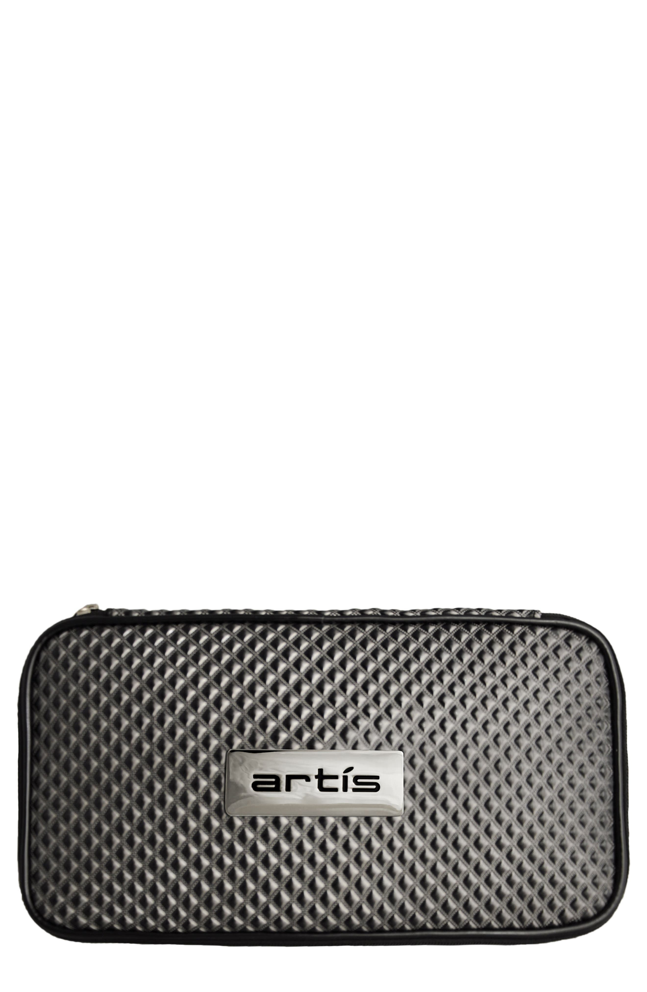 Main Image - Artis Grey Brush Case