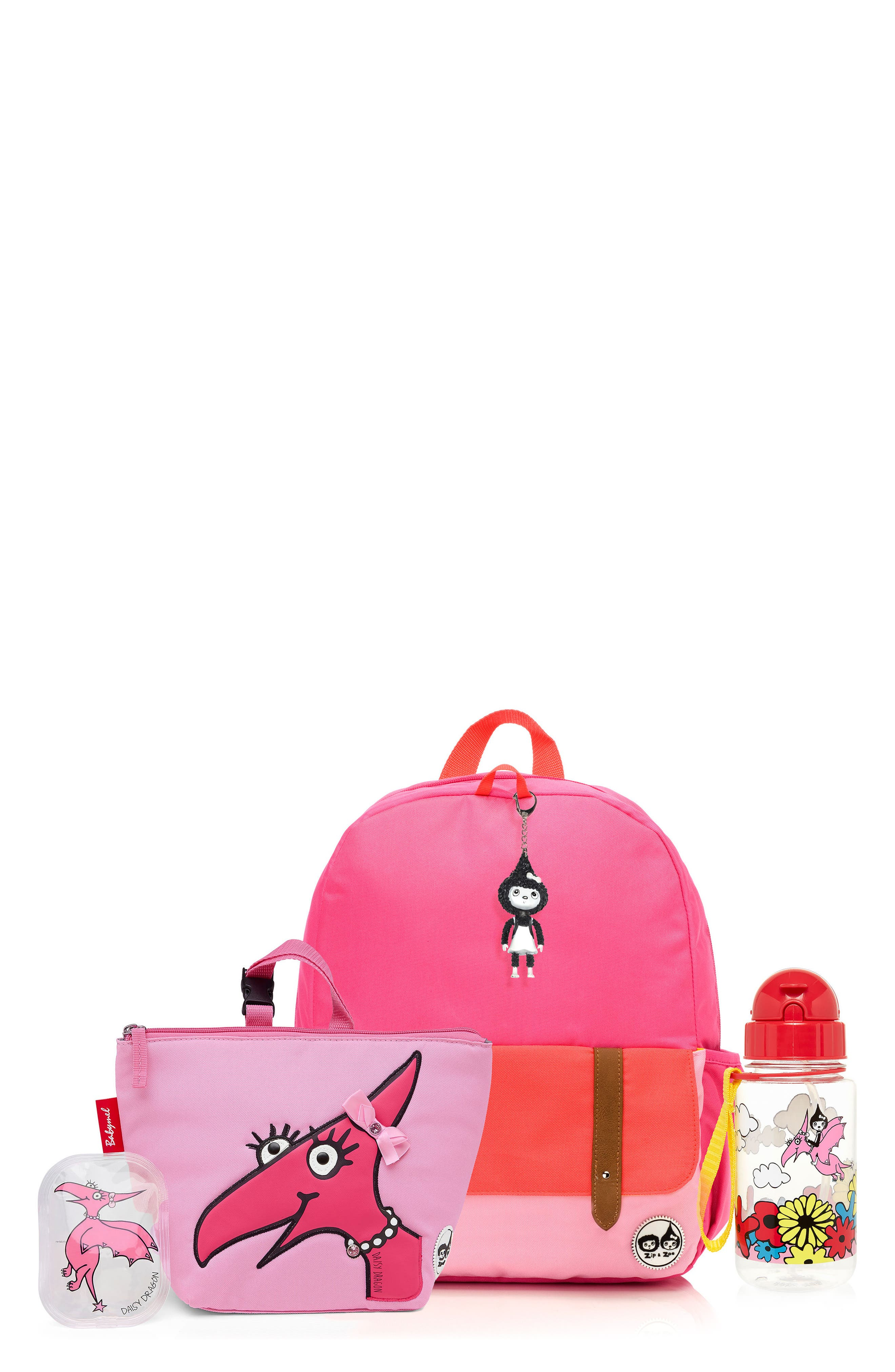 Babymel Zip & Zoe Junior Backpack Set
