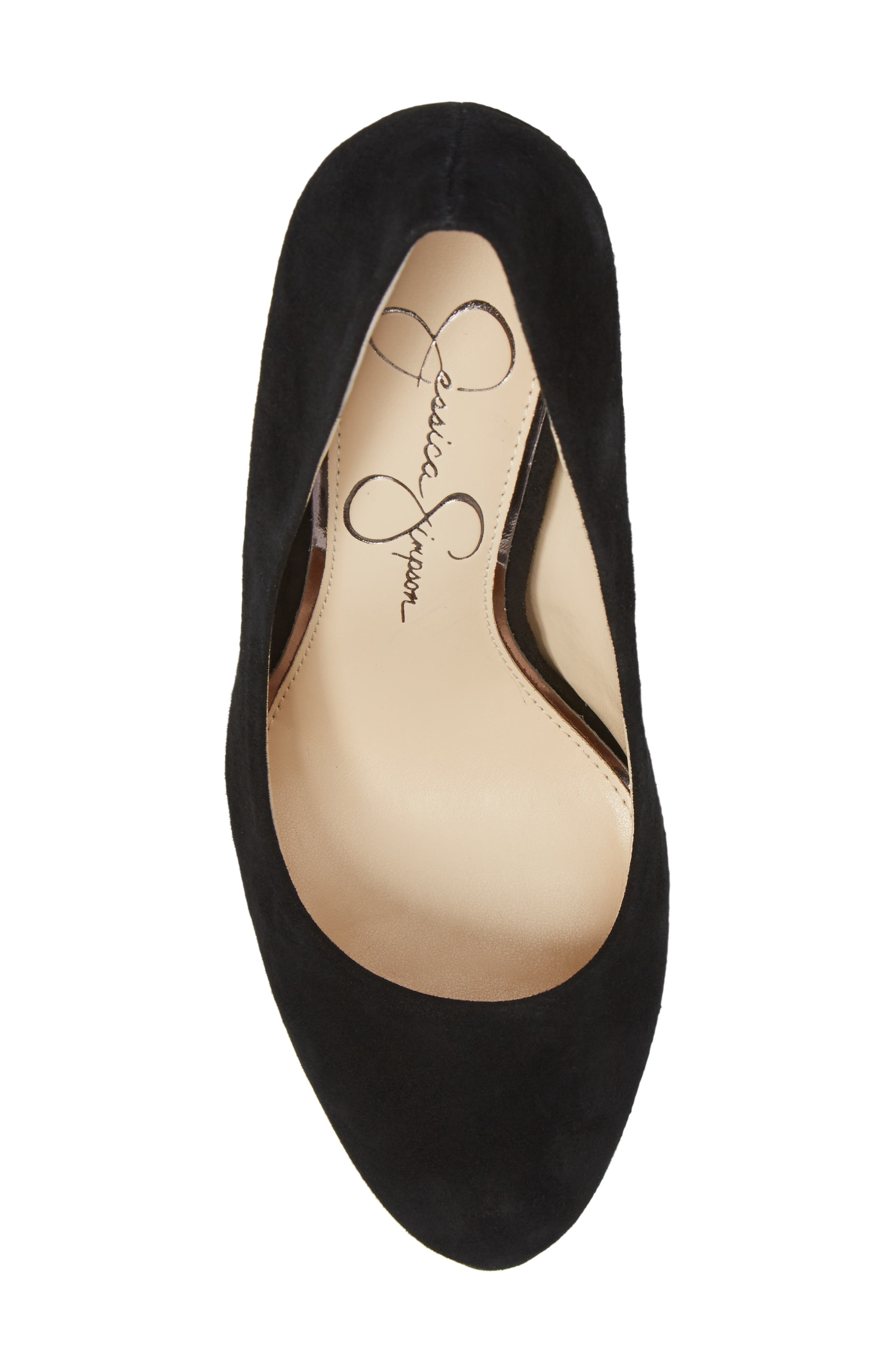 Alternate Image 5  - Jessica Simpson Belemo Pump (Women)