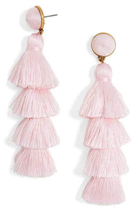 Baublebar Gabriela Tel Fringe Earrings