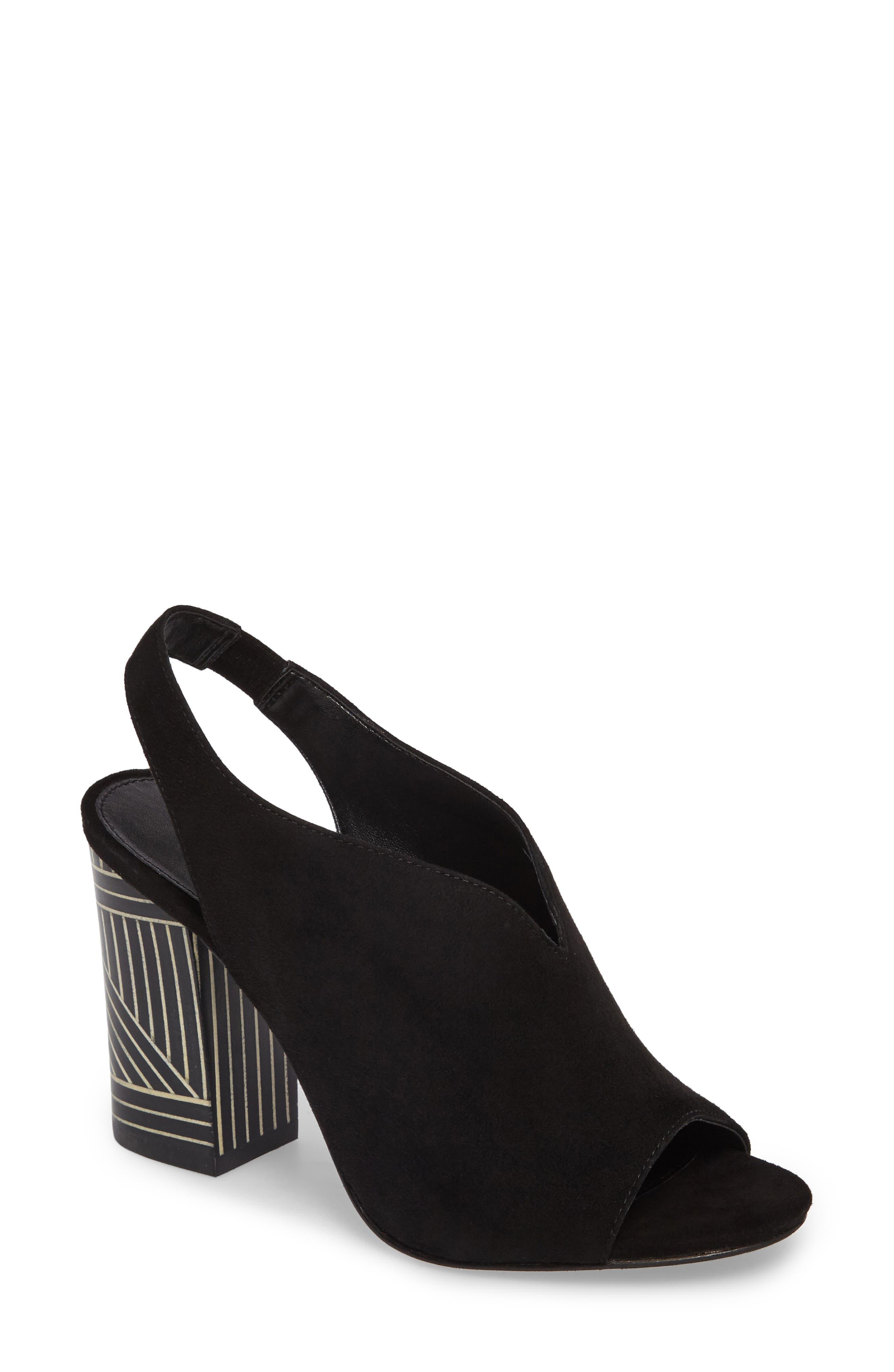 Alternate Image 1 Selected - Pelle Moda Madra Slingback Sandal (Women)