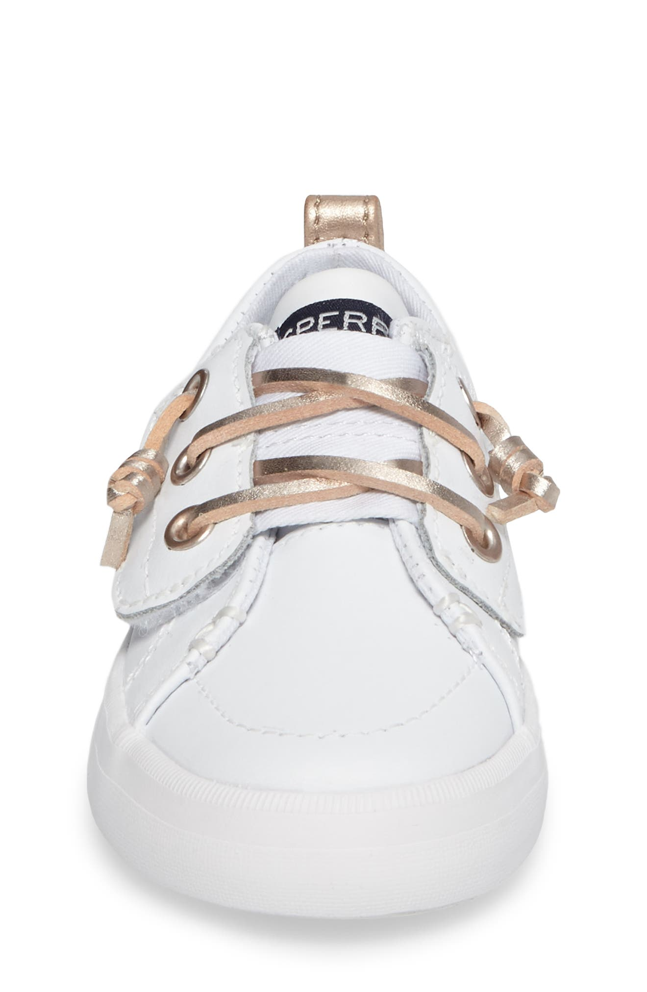 Alternate Image 4  - Sperry Crest Vibe Sneaker (Walker, Toddler, Little Kid & Big Kid)