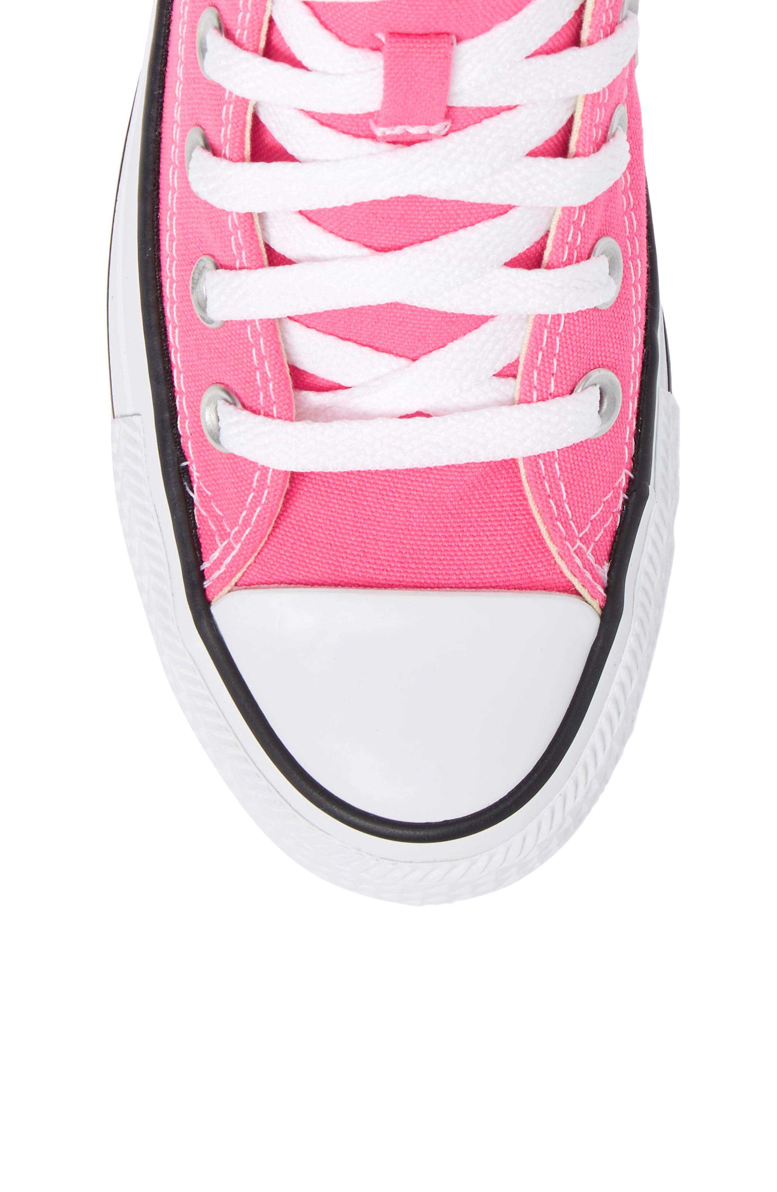 Alternate Image 5  - Converse Chuck Taylor® All Star® Seasonal Hi Sneaker (Women)