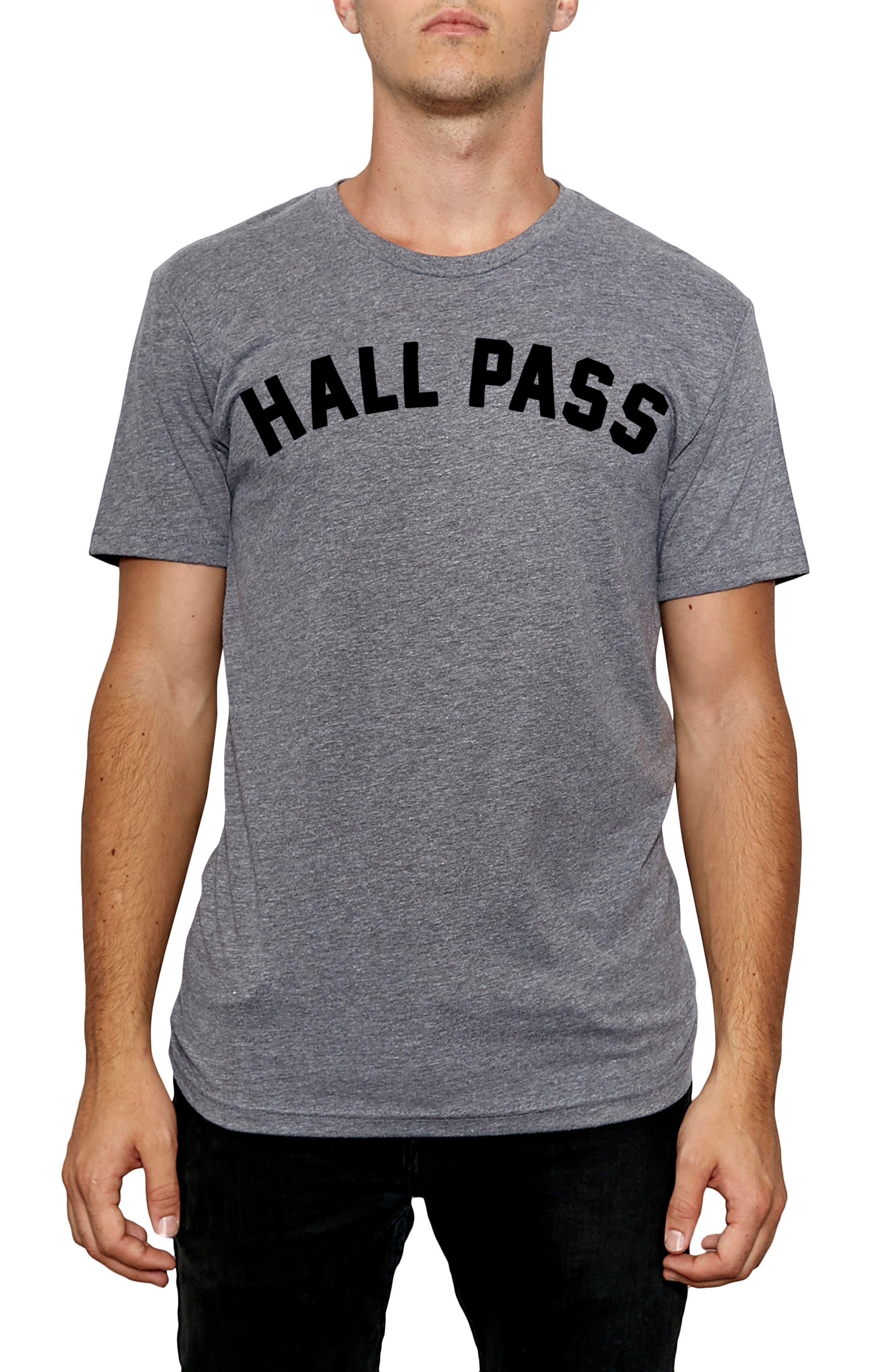 Alternate Image 1 Selected - Kid Dangerous Hall Pass T-Shirt