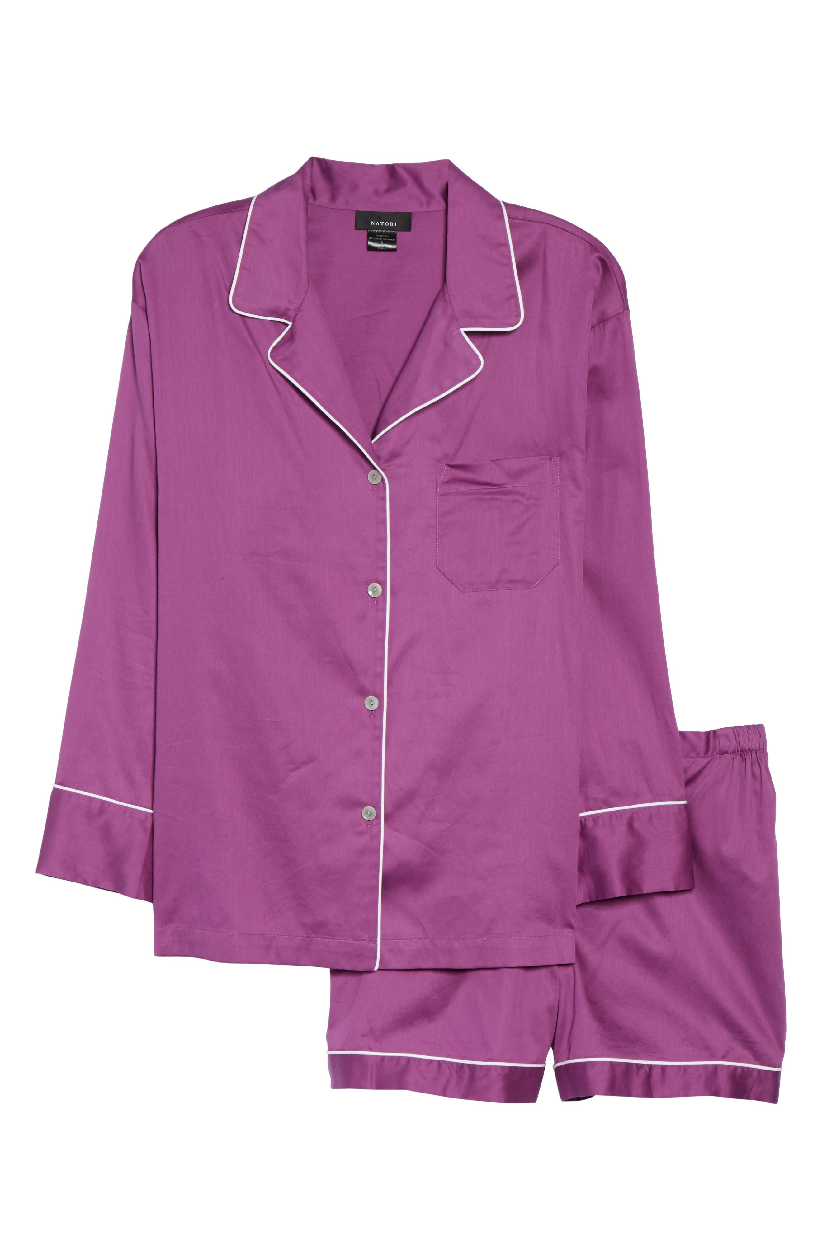 Alternate Image 4  - Natori Essentials Short Pajamas
