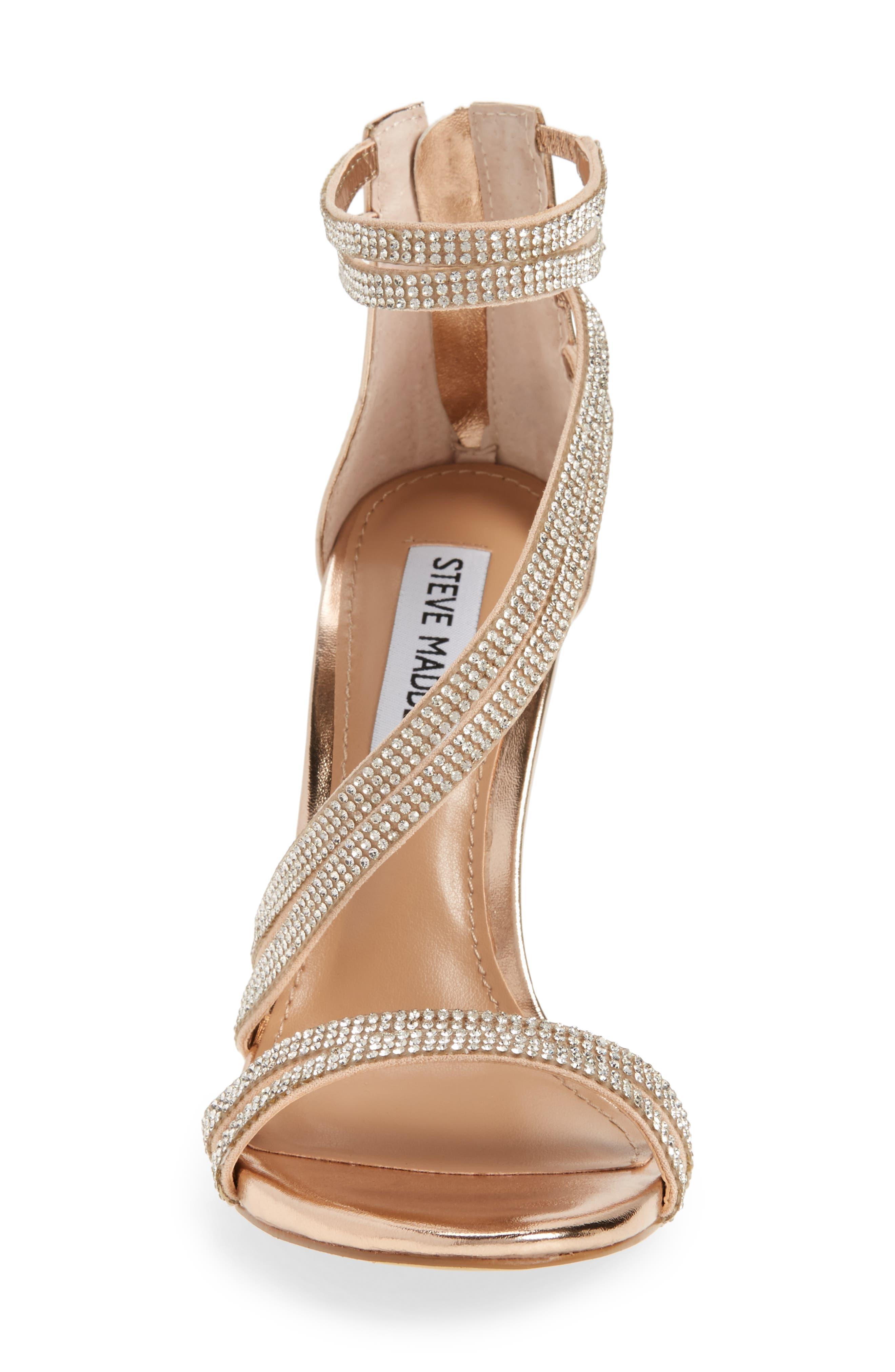 Alternate Image 4  - Steve Madden Sweetest Embellished Sandal (Women)