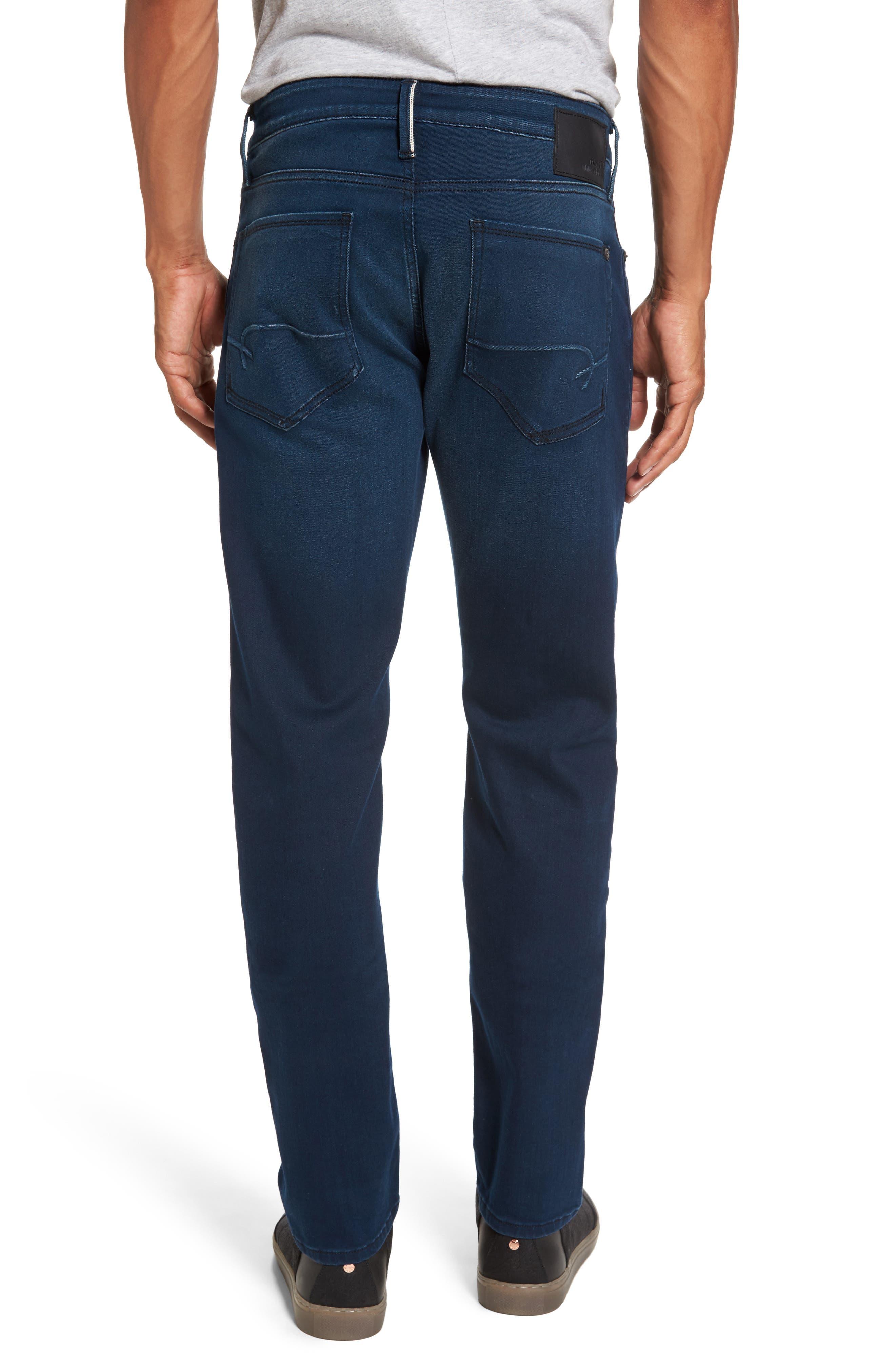 Jake Slim Fit Jeans,                             Alternate thumbnail 2, color,                             Ink Brushed Williamsburg