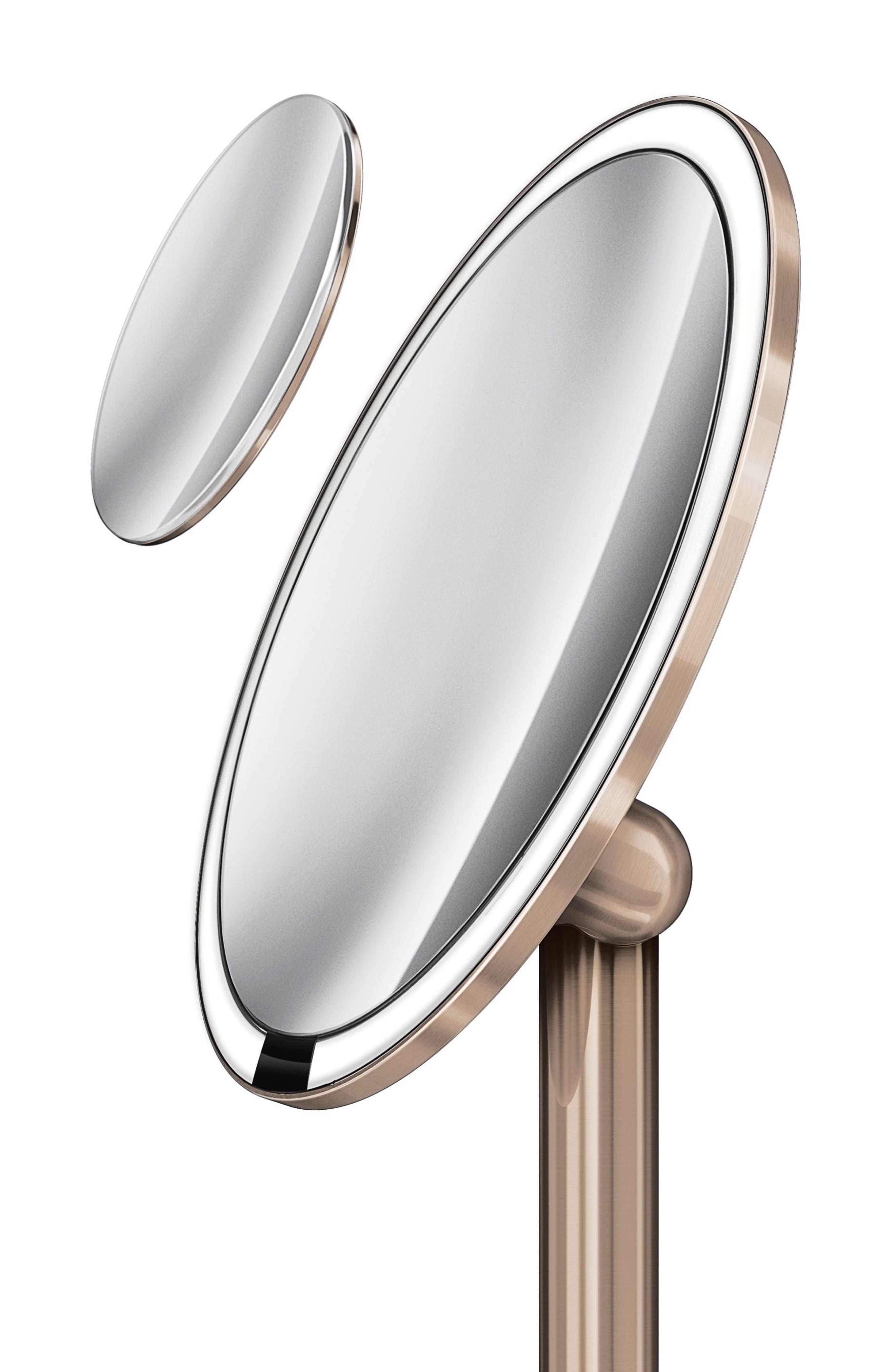 Alternate Image 4  - simplehuman Round Sensor Mirror Pro (8-Inch)