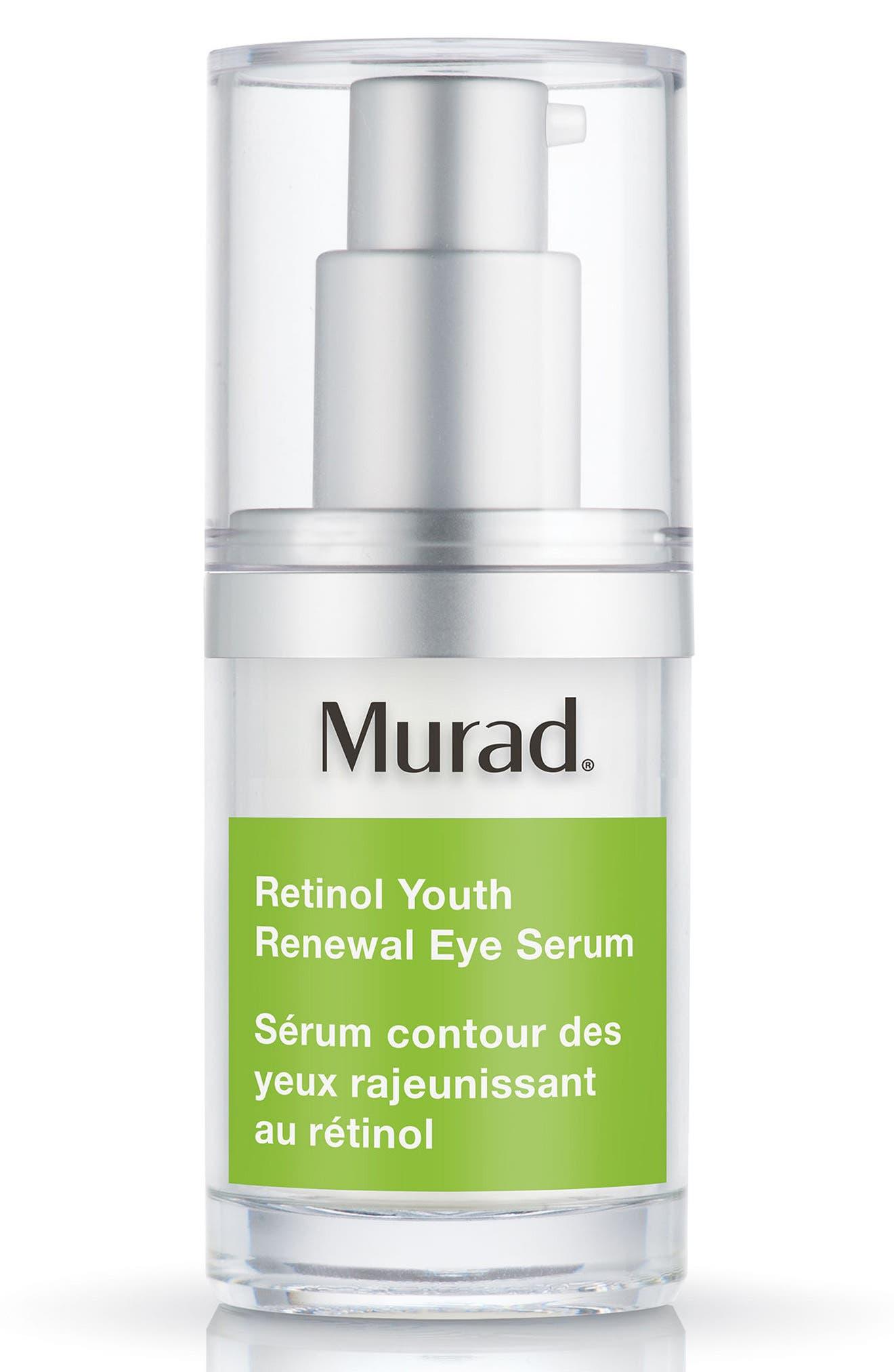 Alternate Image 1 Selected - Murad® Retinol Youth Renewal Eye Serum