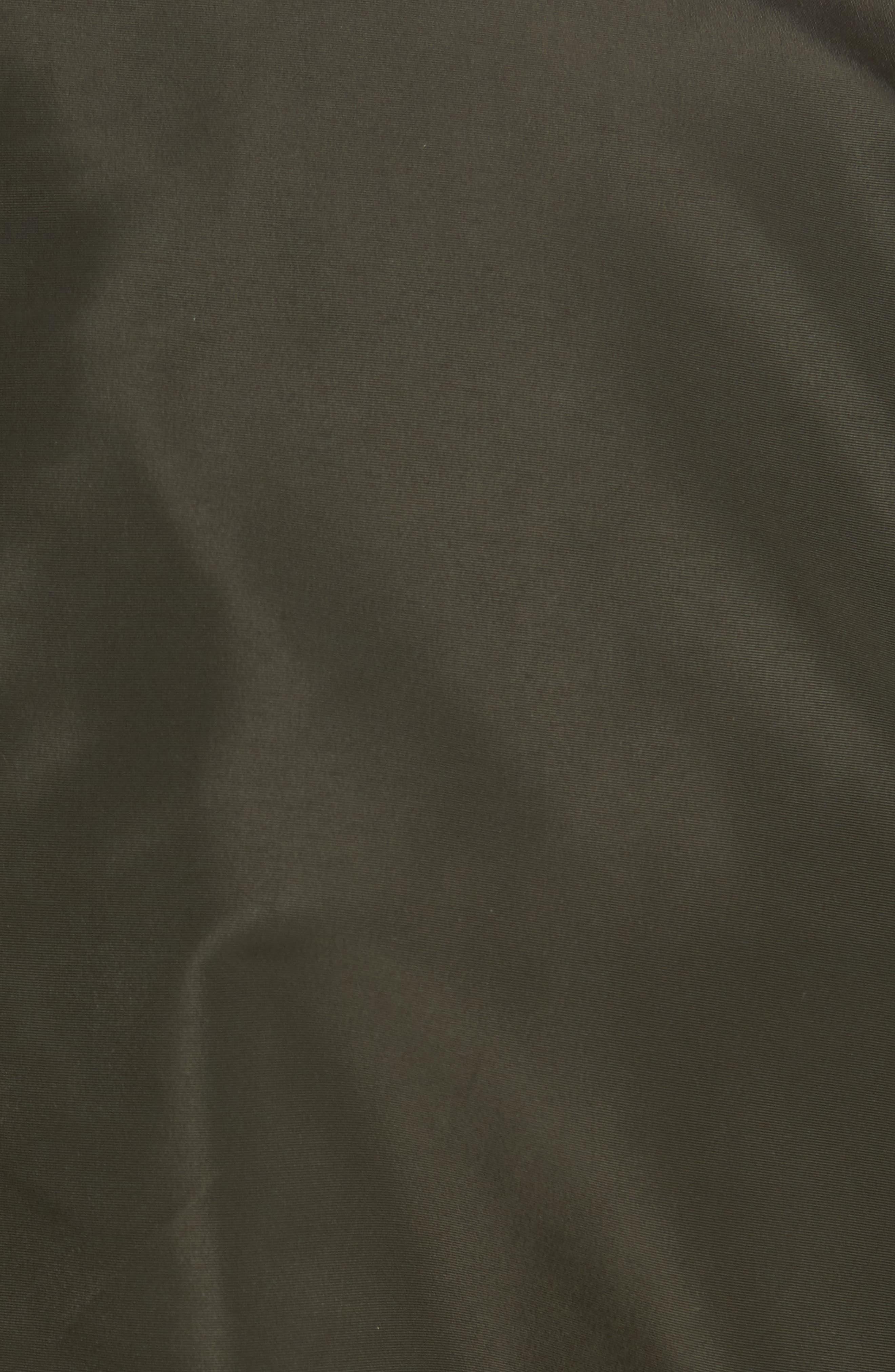Alternate Image 6  - Topman Elton Bomber Jacket